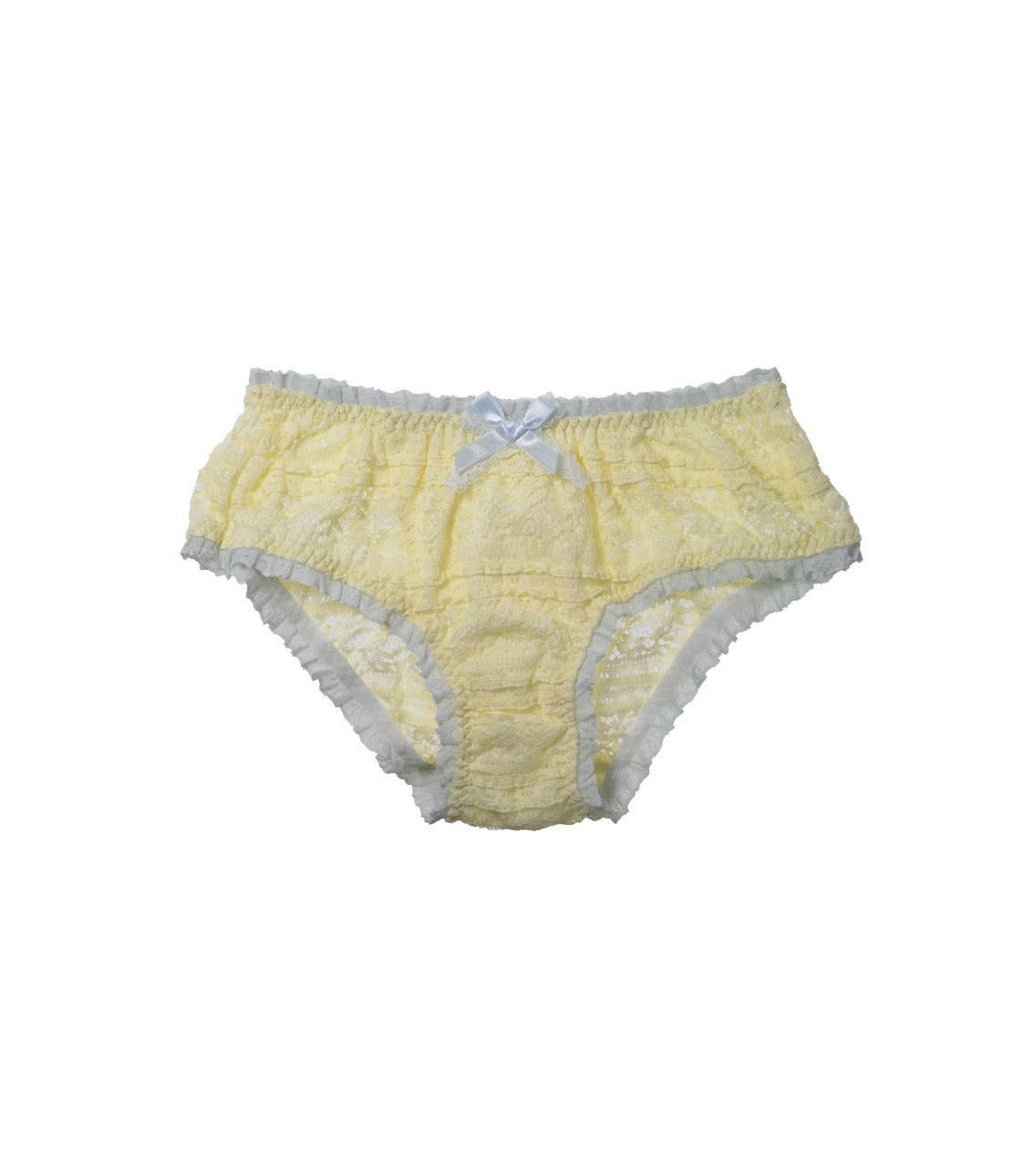 Frill lacey panty