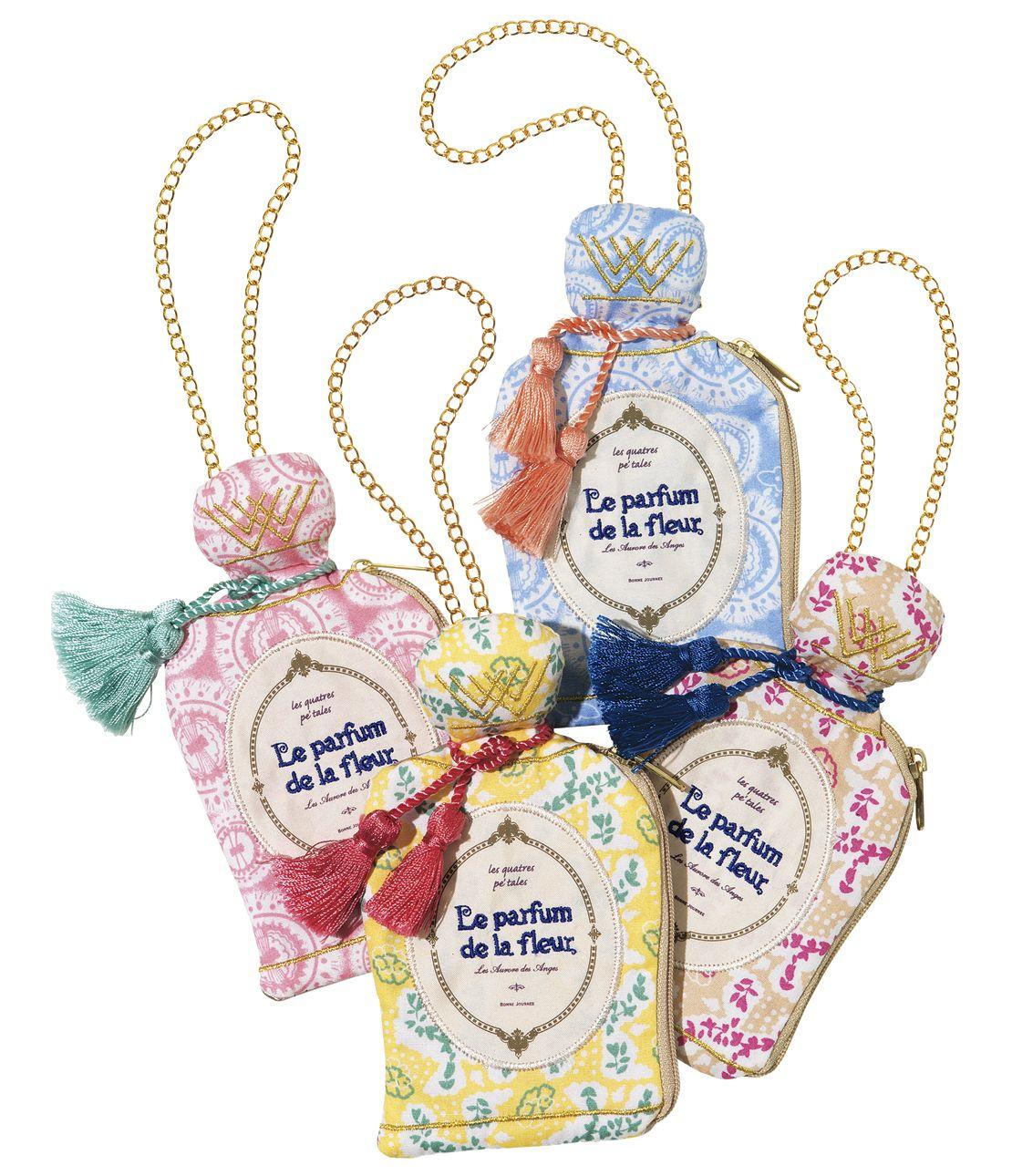Le Parfums case