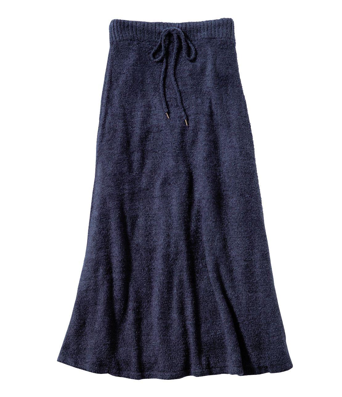 Soft Touch Long Skirt