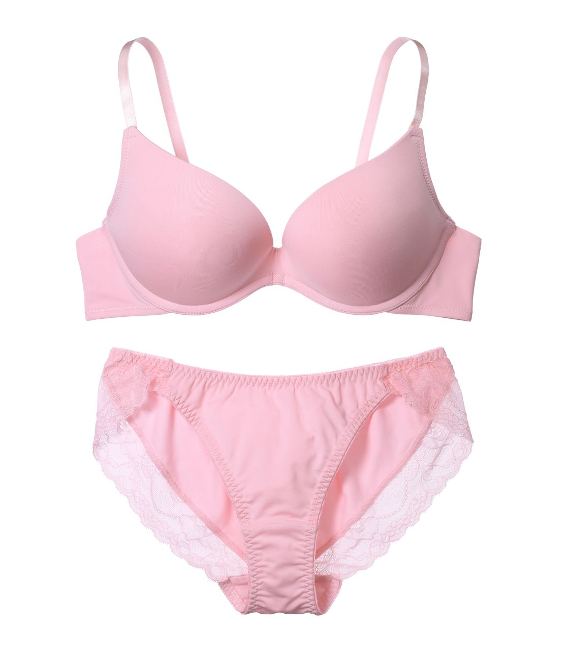 YM NEW Simple Bra Set