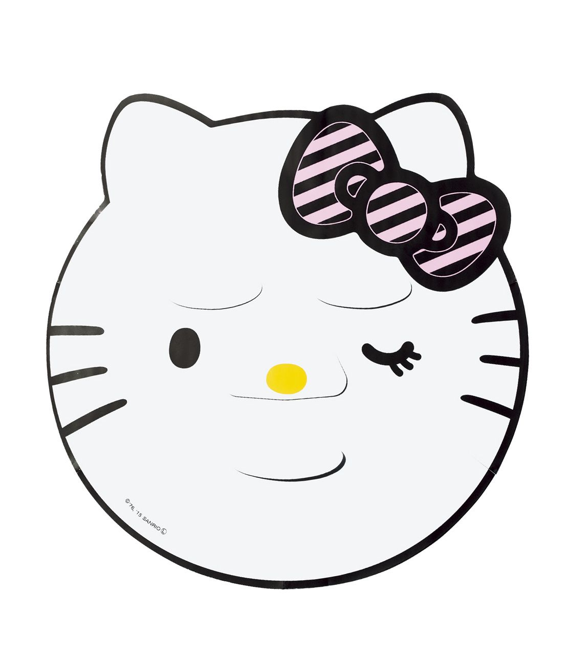 Hello Kitty lap mask (20 pieces)