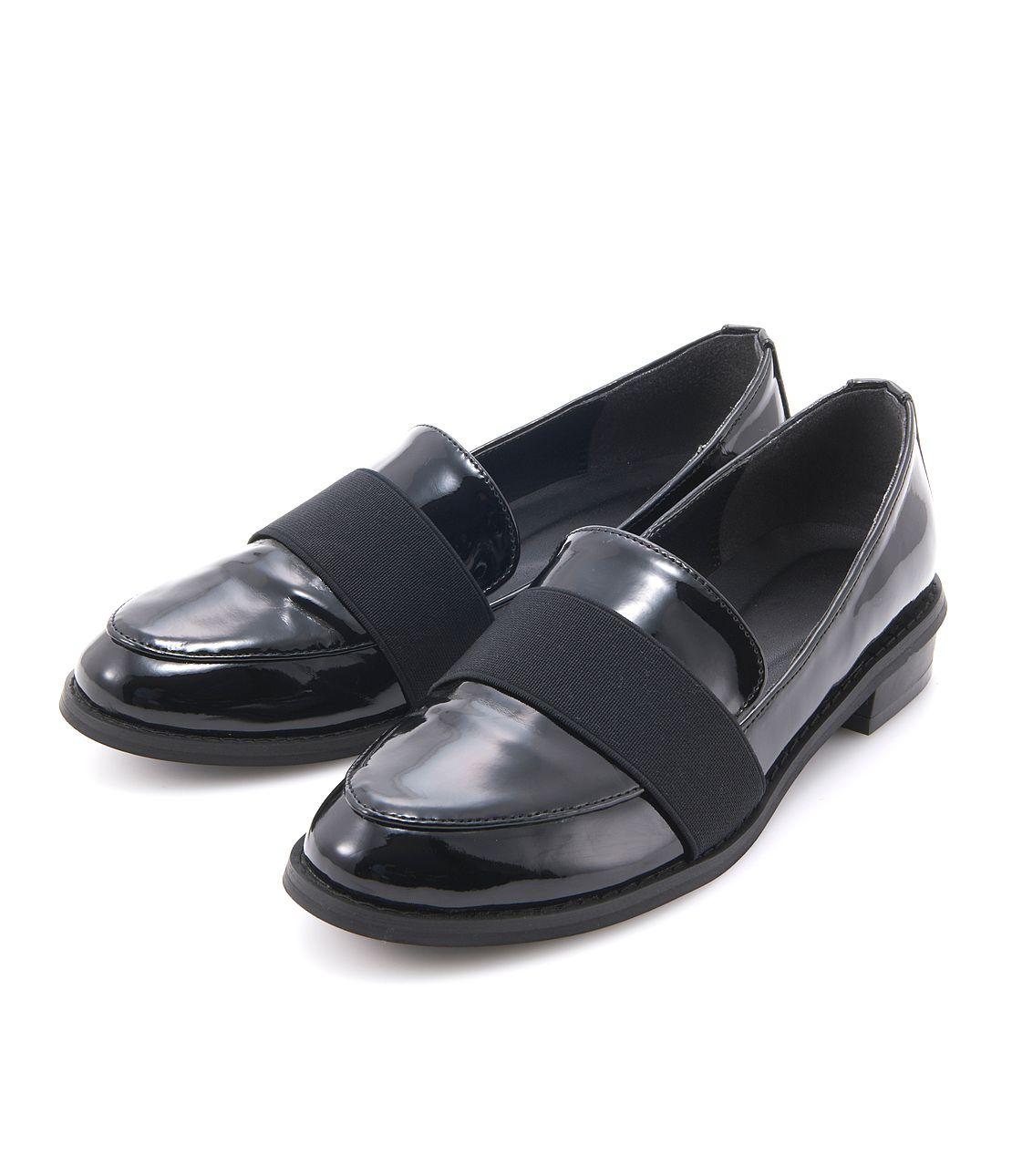 Elastic belts shoes