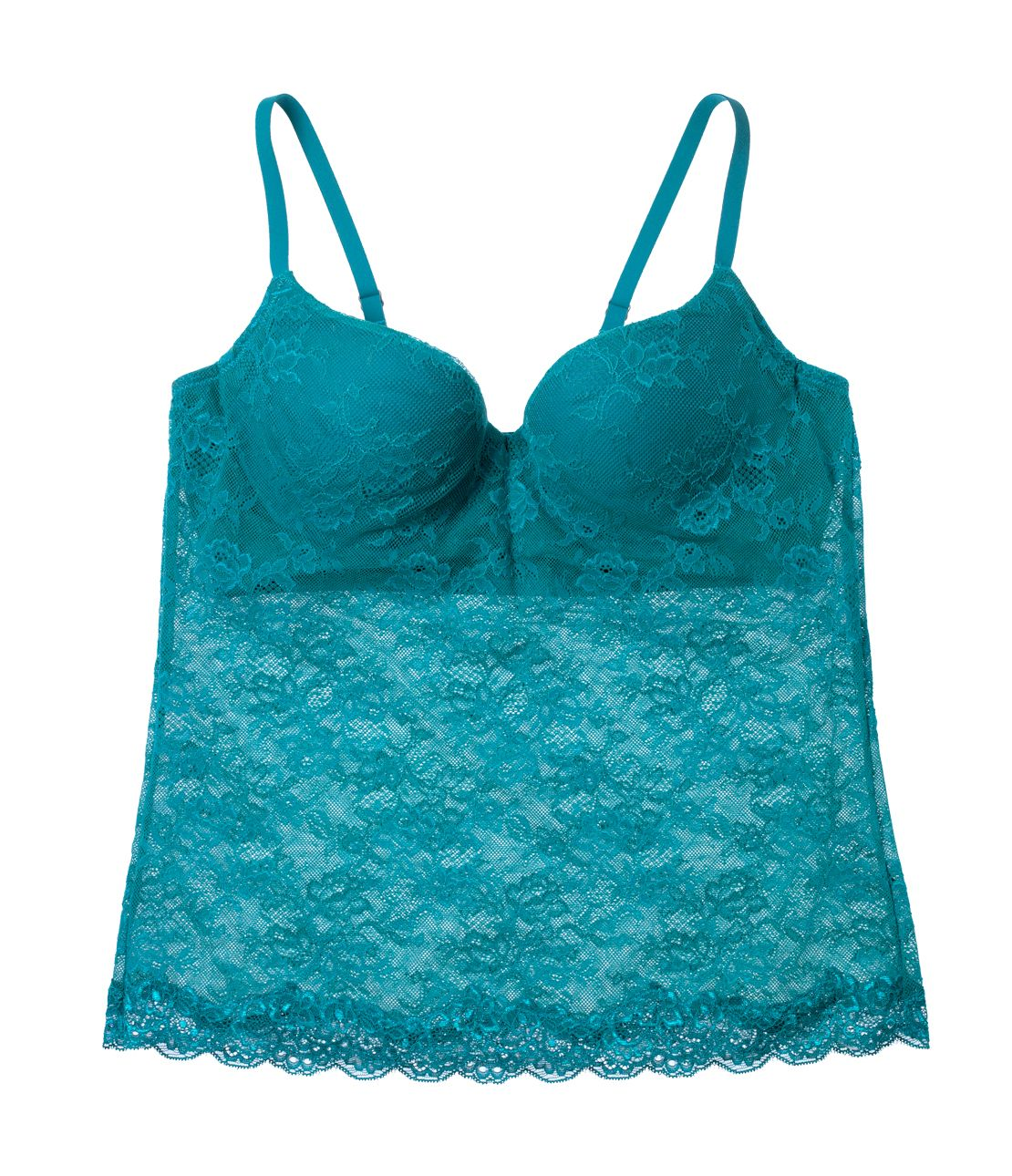 Work Lacy Bra Cami