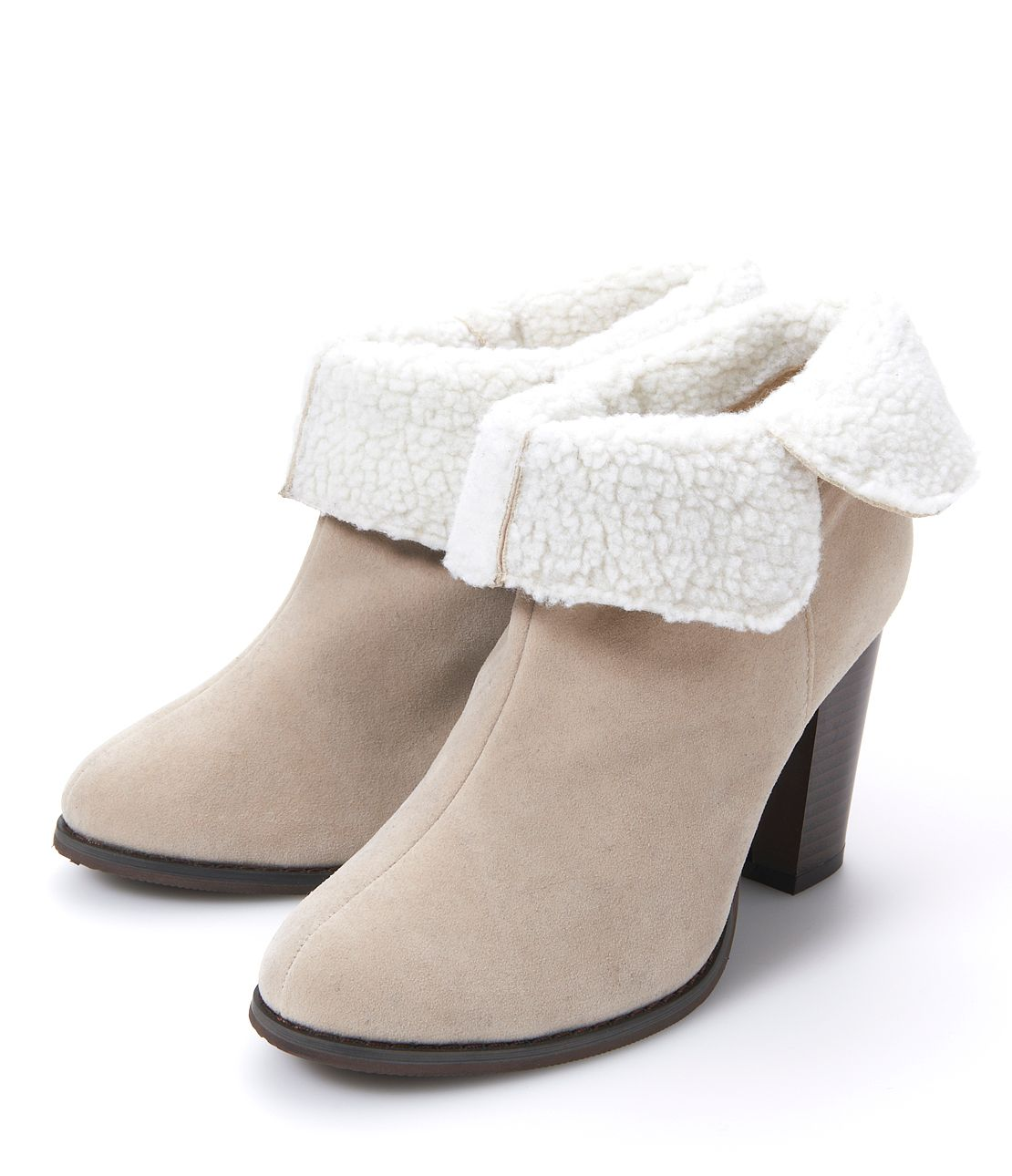 2-WAY bear ankle boots