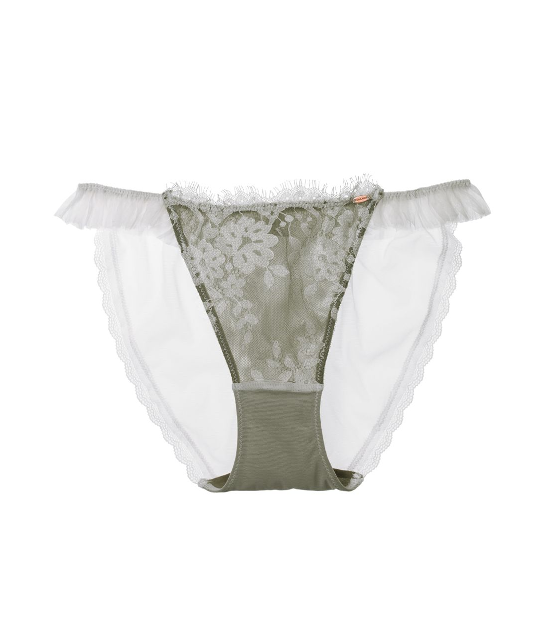 Antique Flower Panty