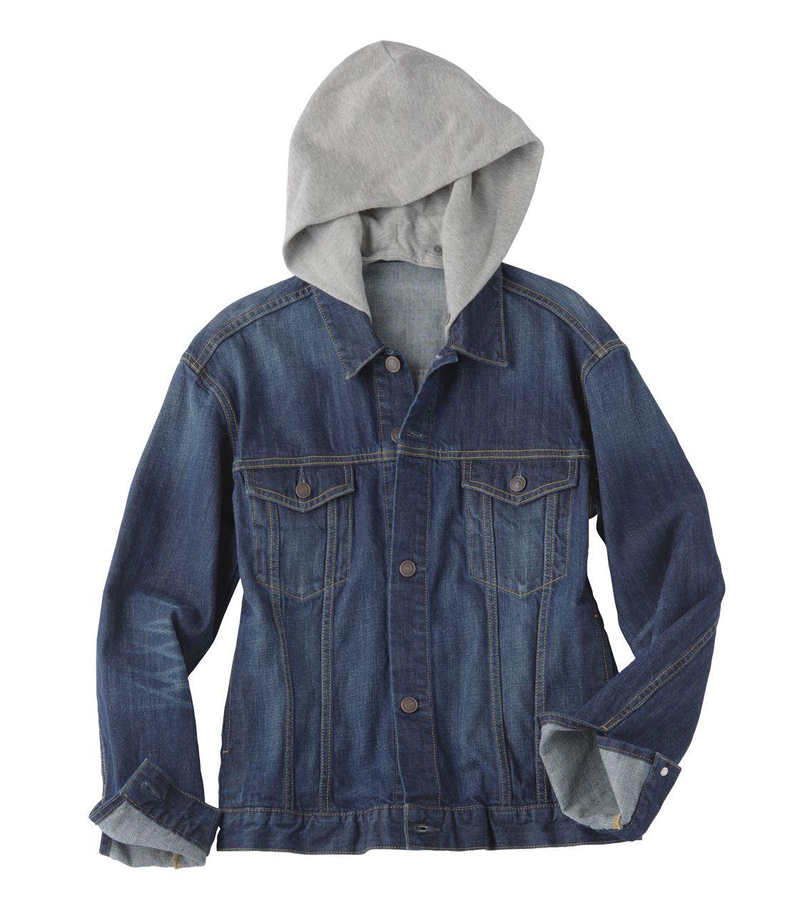 MHB 2WAY denim jacket