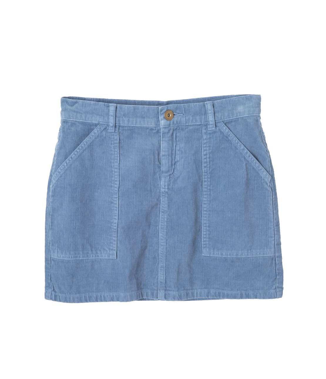 MHB corduroy mini skirt