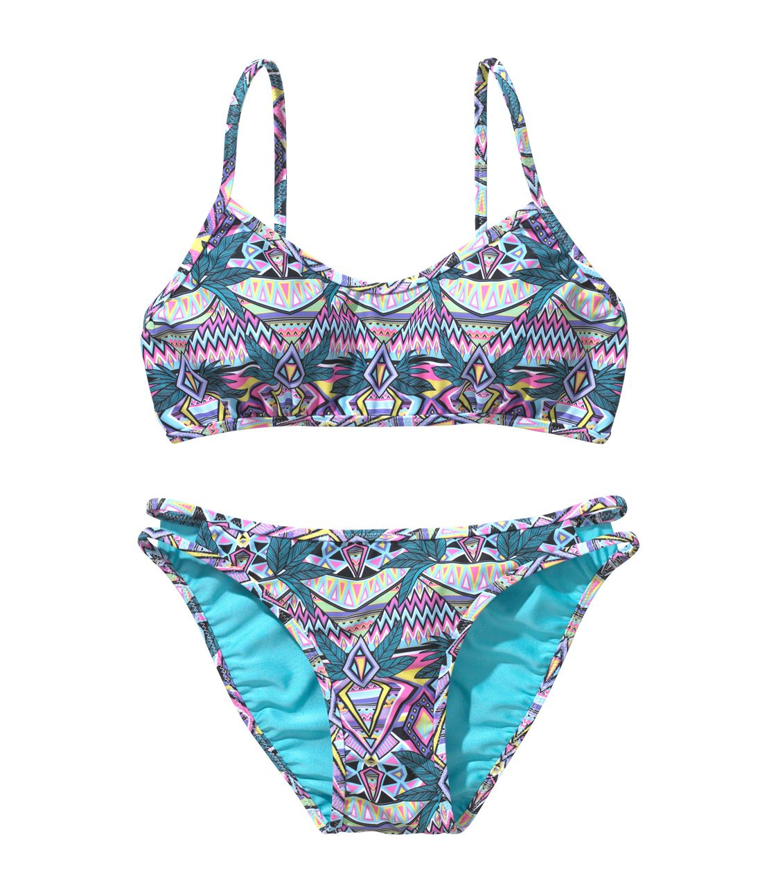 YM reversible swimsuit