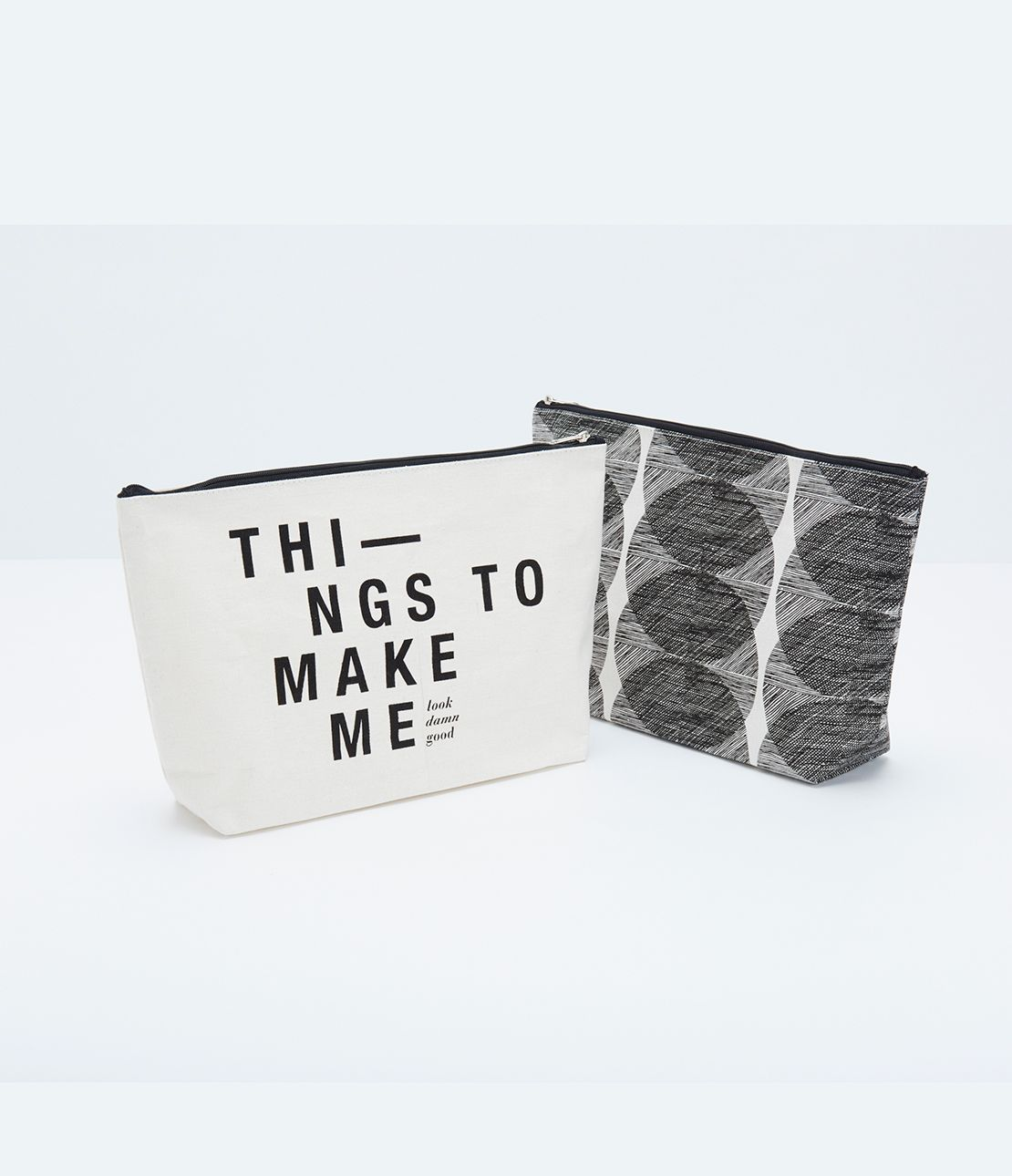 Multimedia design pouch (2 pieces)