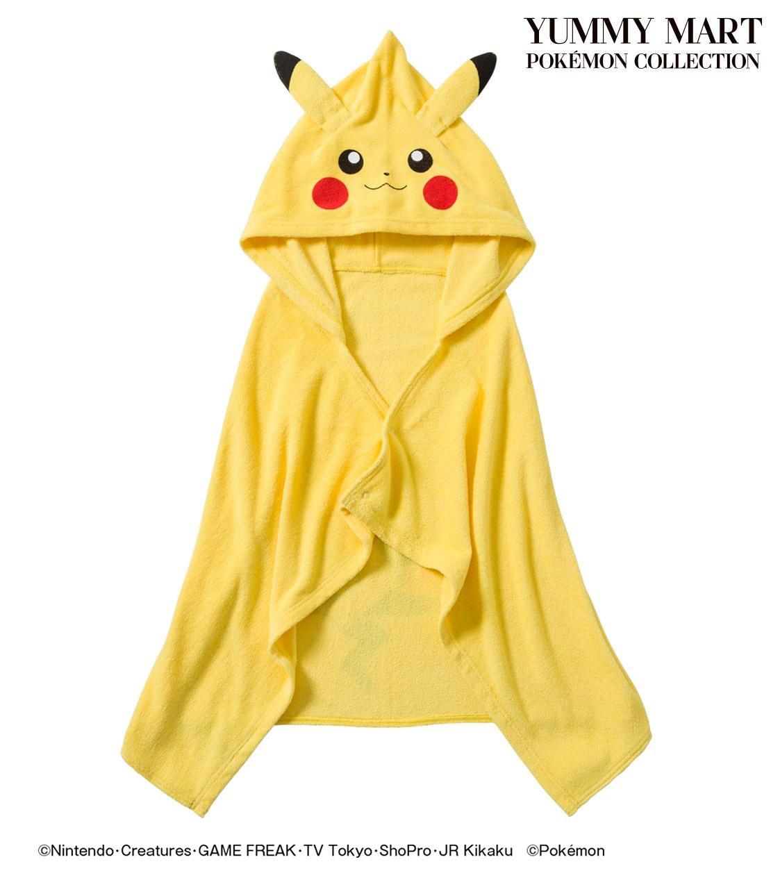 YM Pikachu poncho