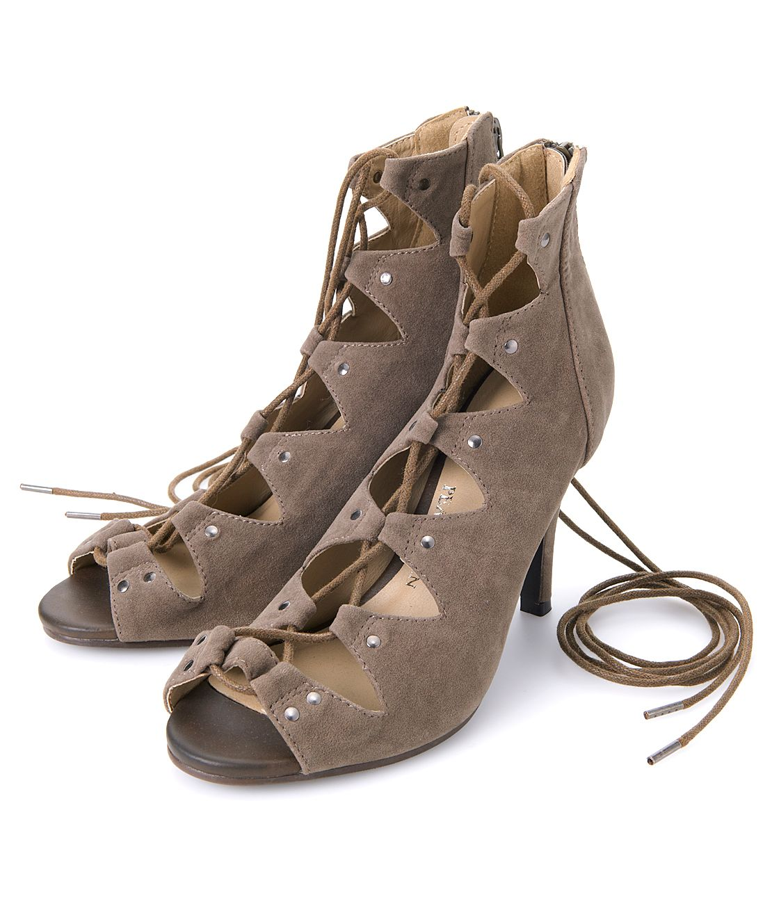 States laceupheel sandals