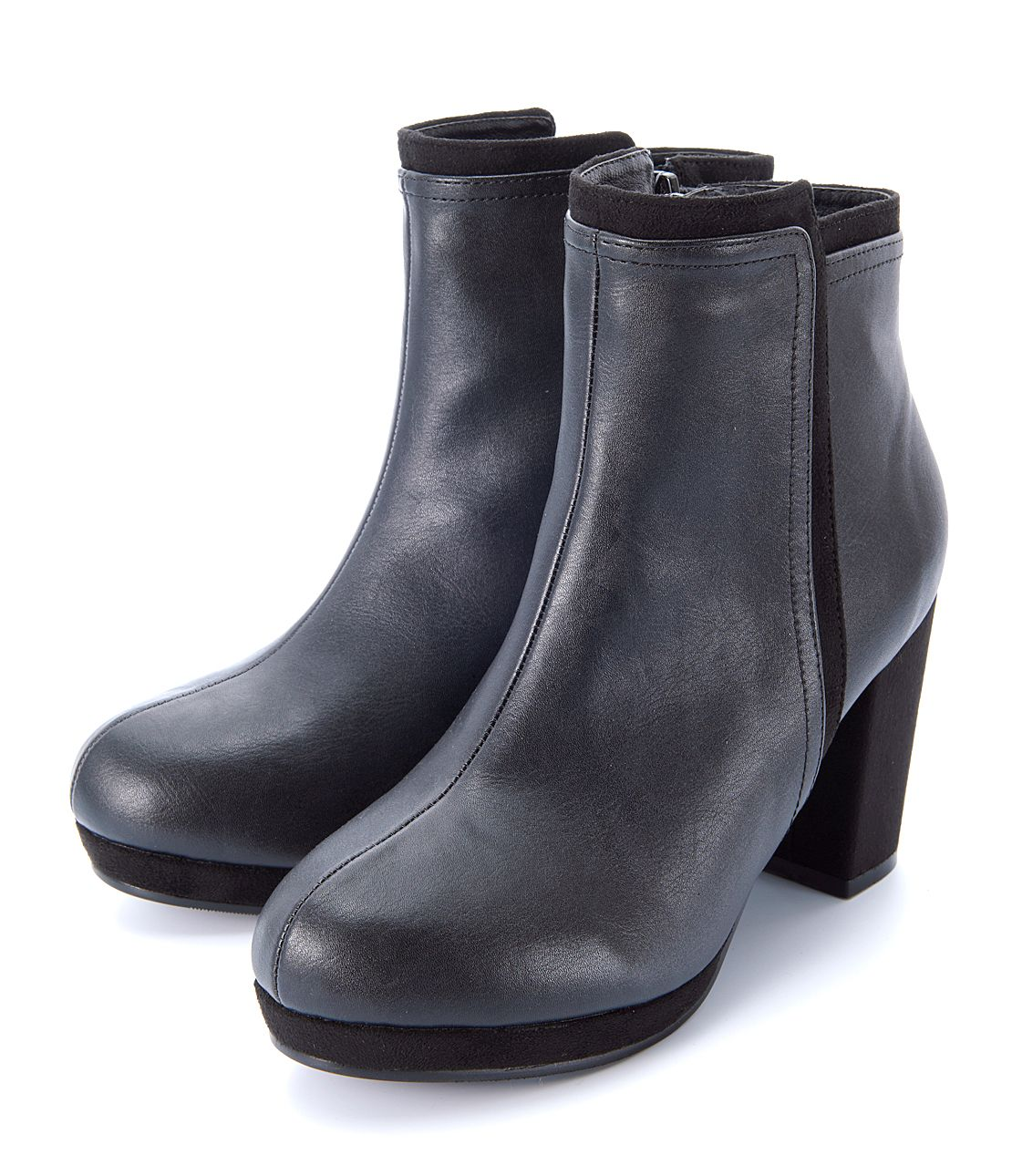 Material Combi boots