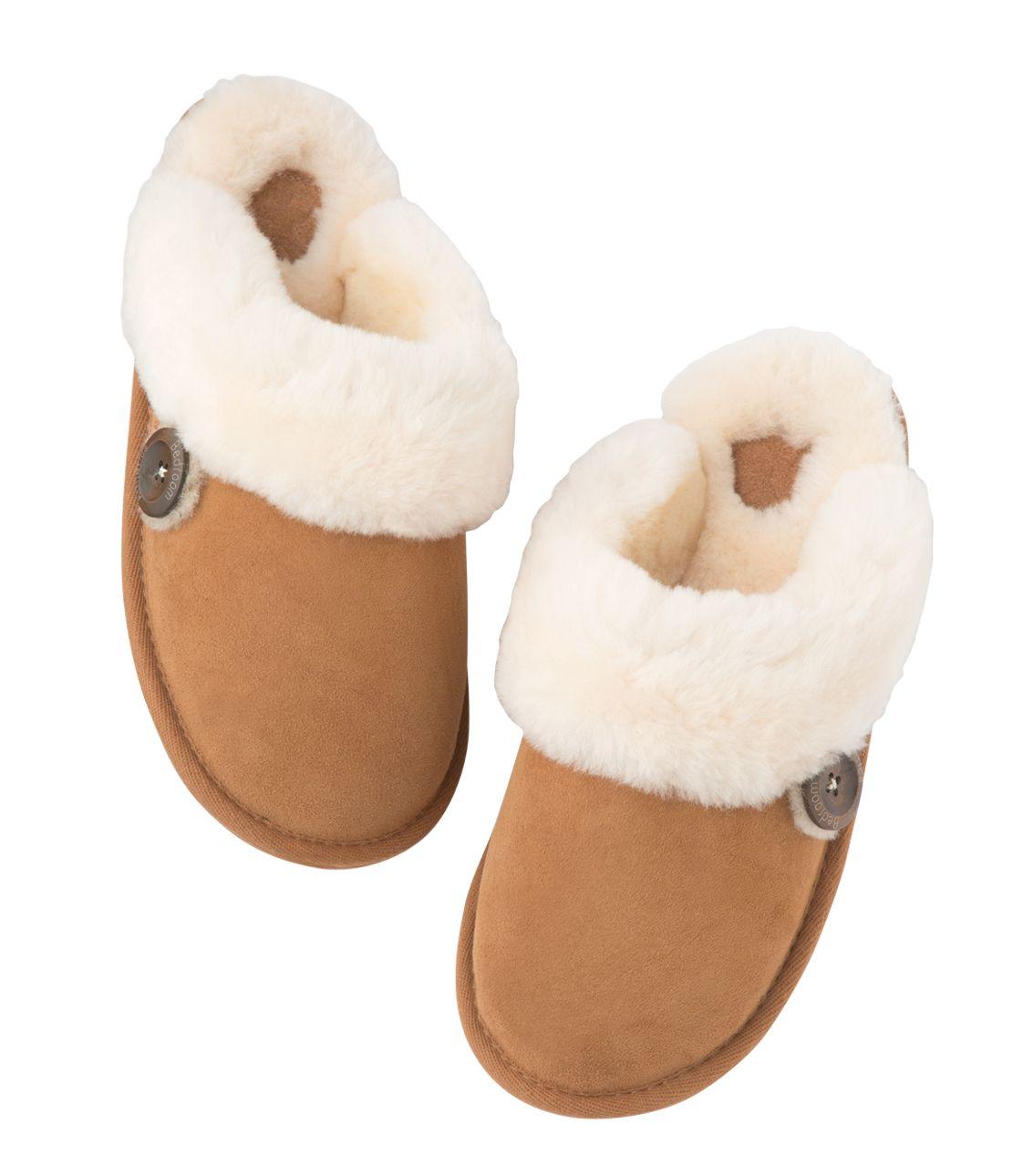 Sheepskin Room Shoes
