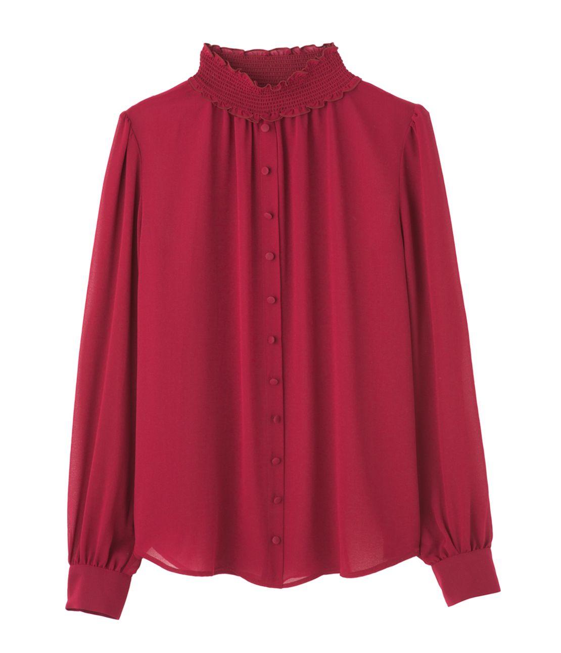 NEC Shah blouse