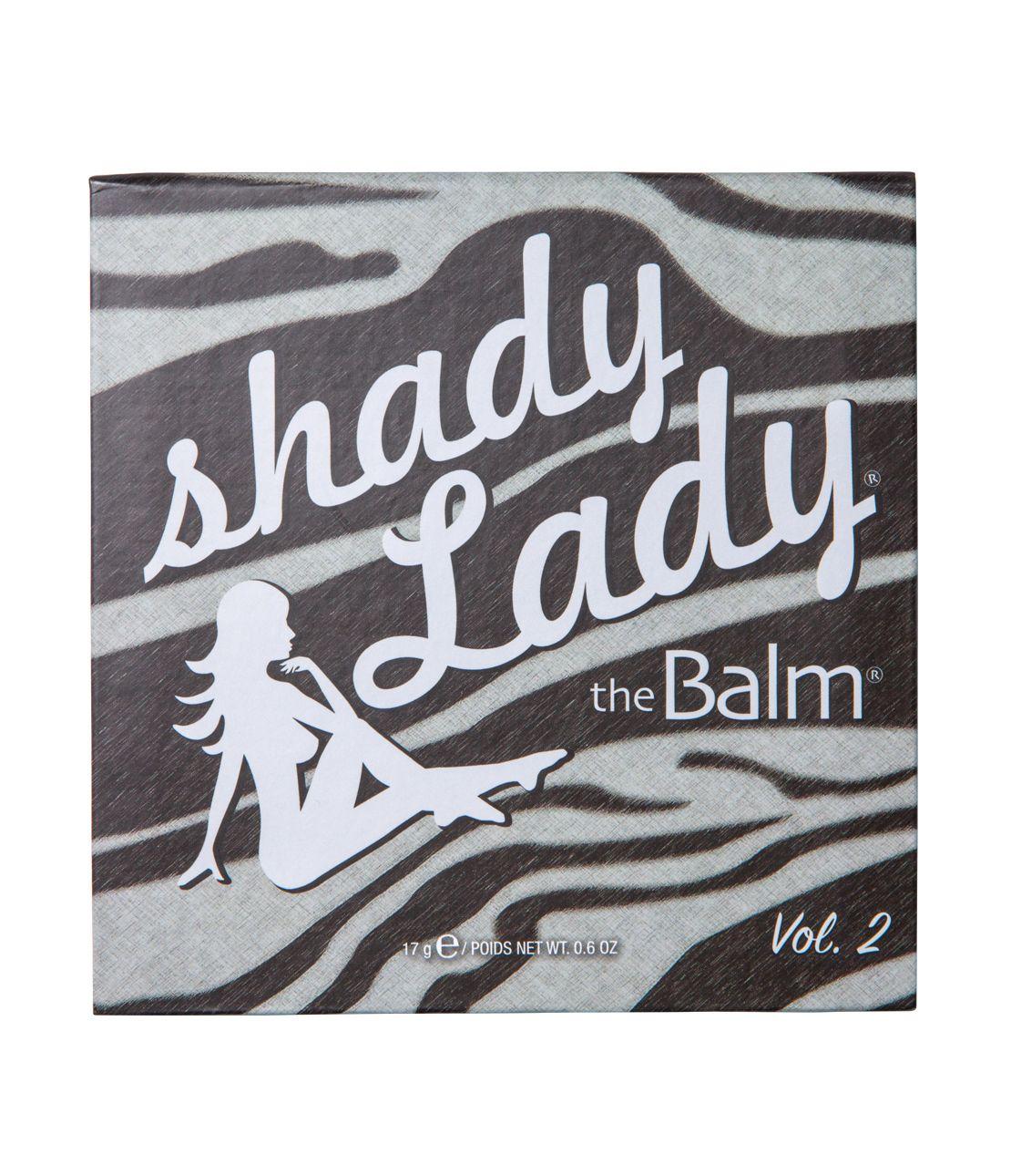 Shady Lady palette
