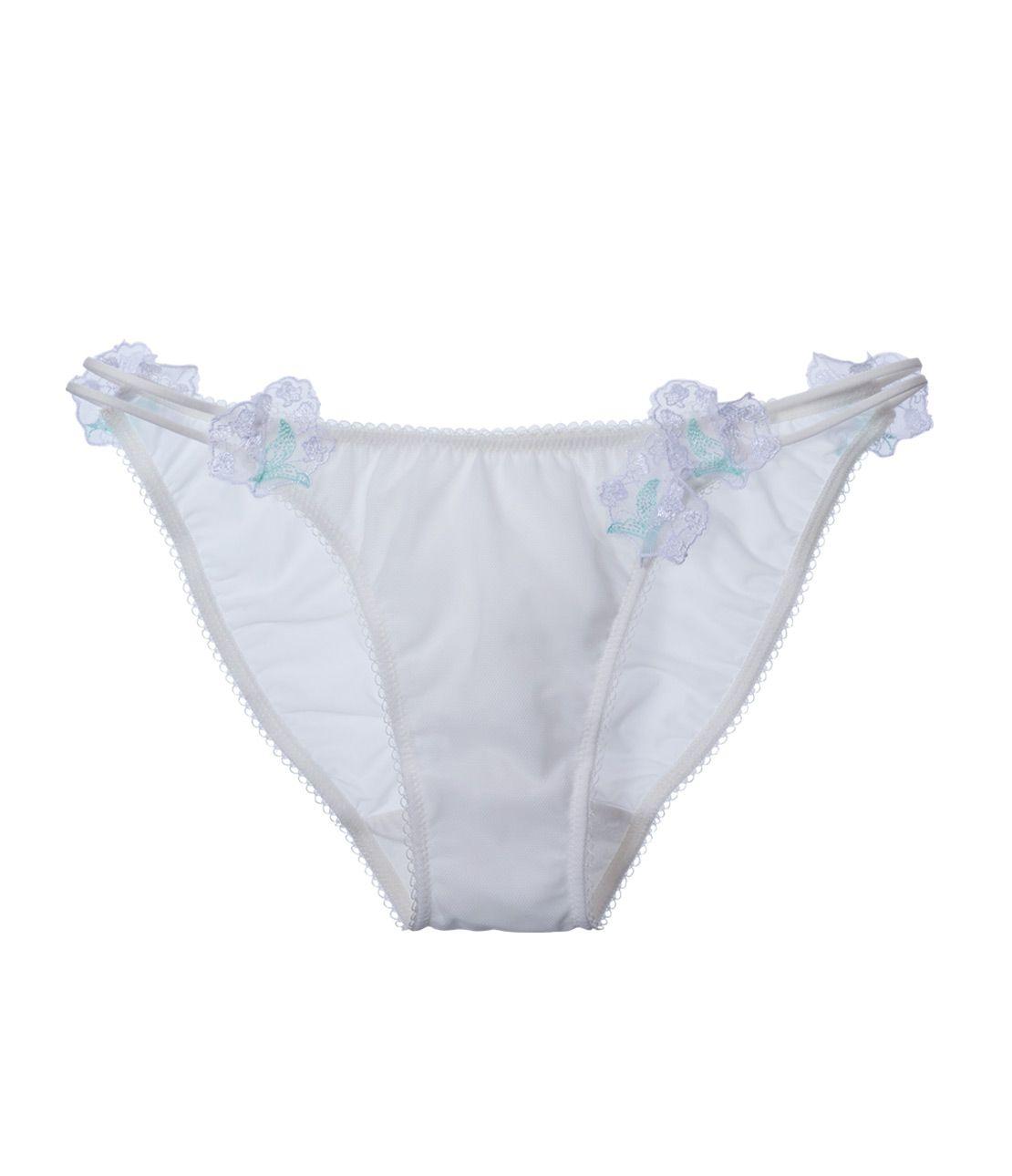 Flower panties