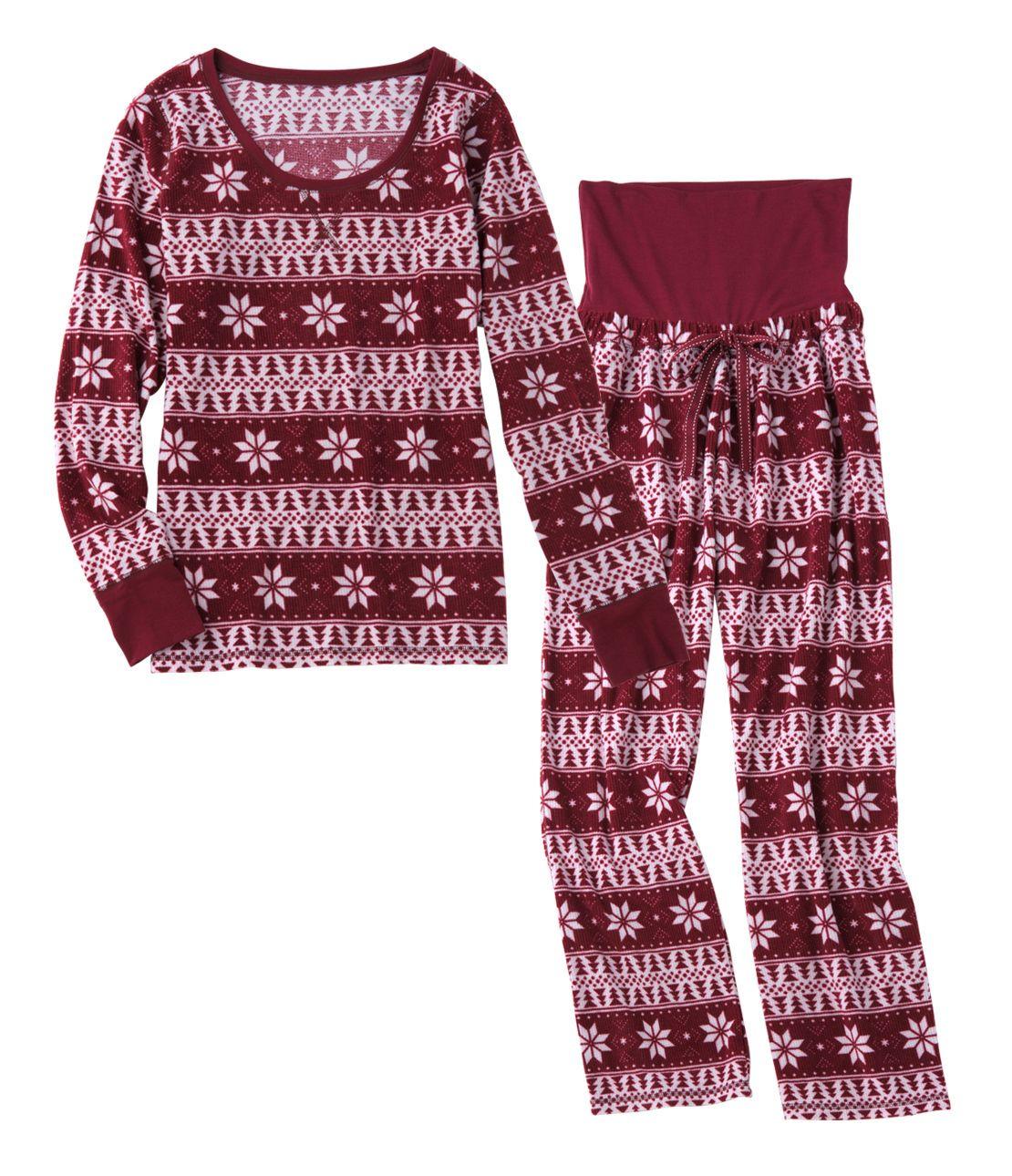 Printed HARA Maki pajamas