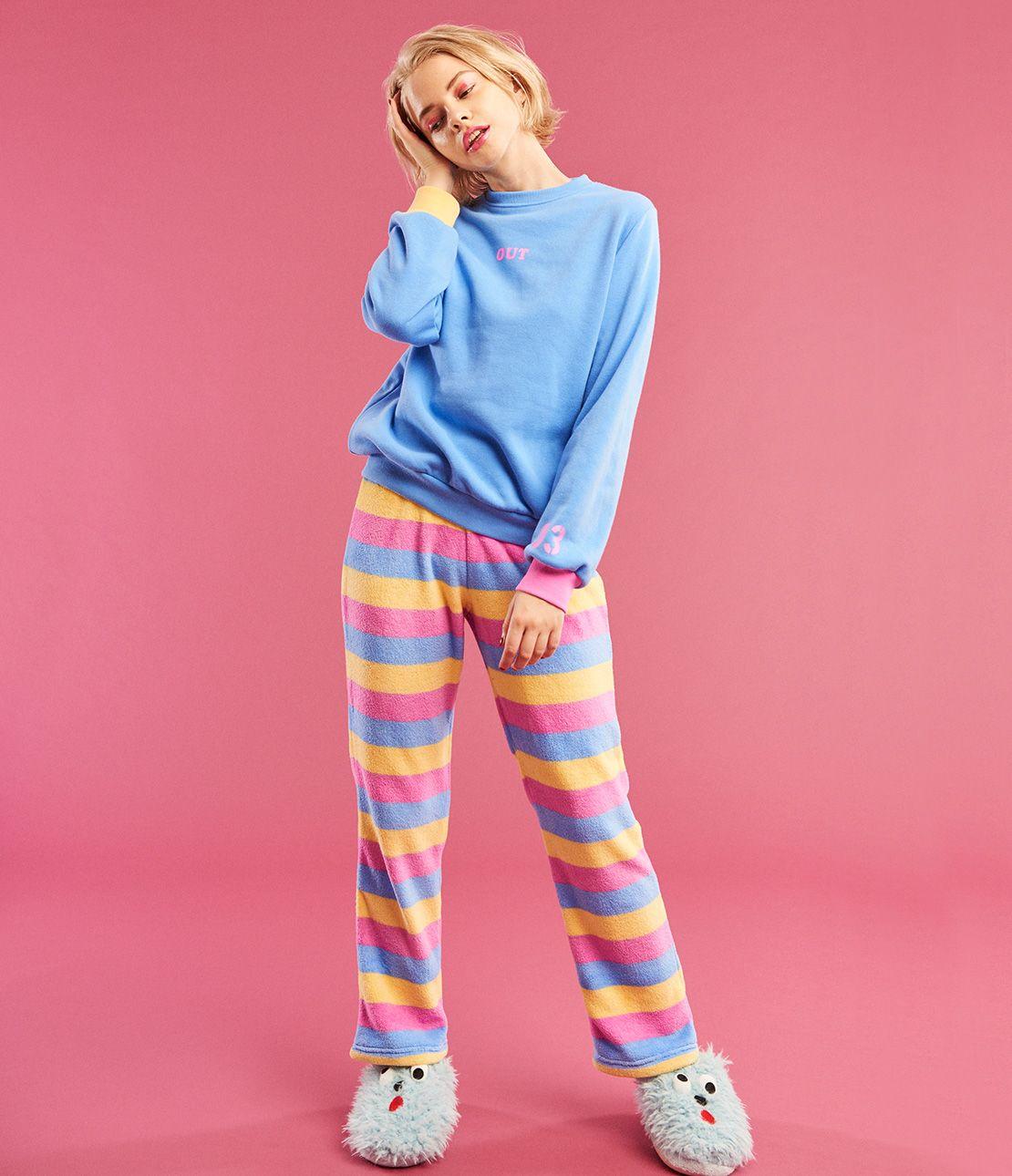 YM GNO pajamas