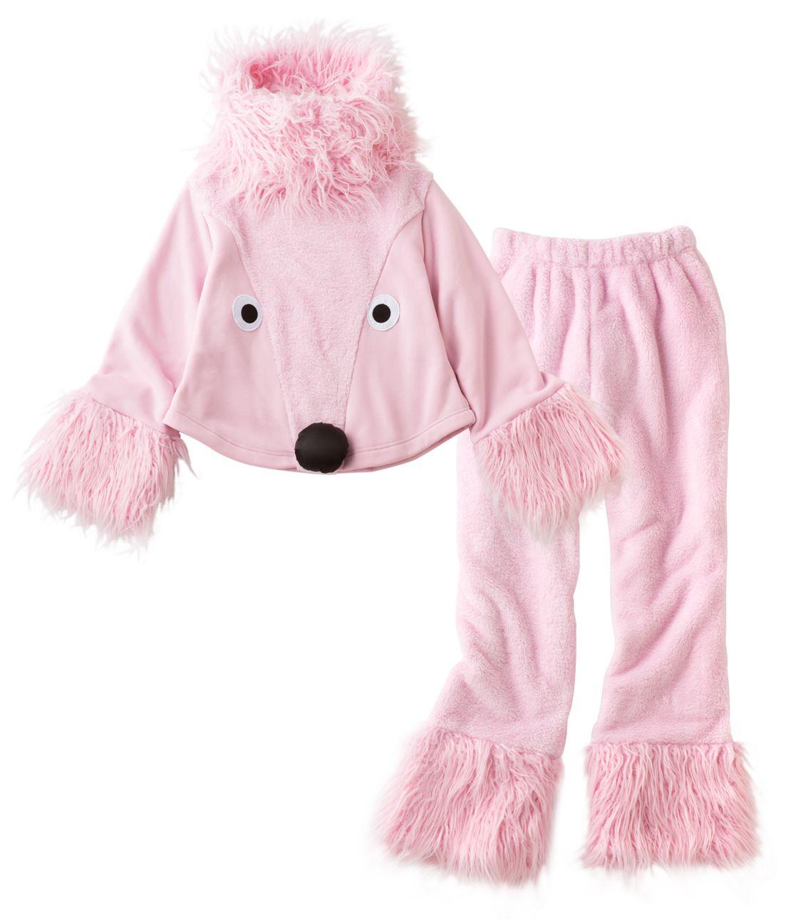 YM poodle pajamas