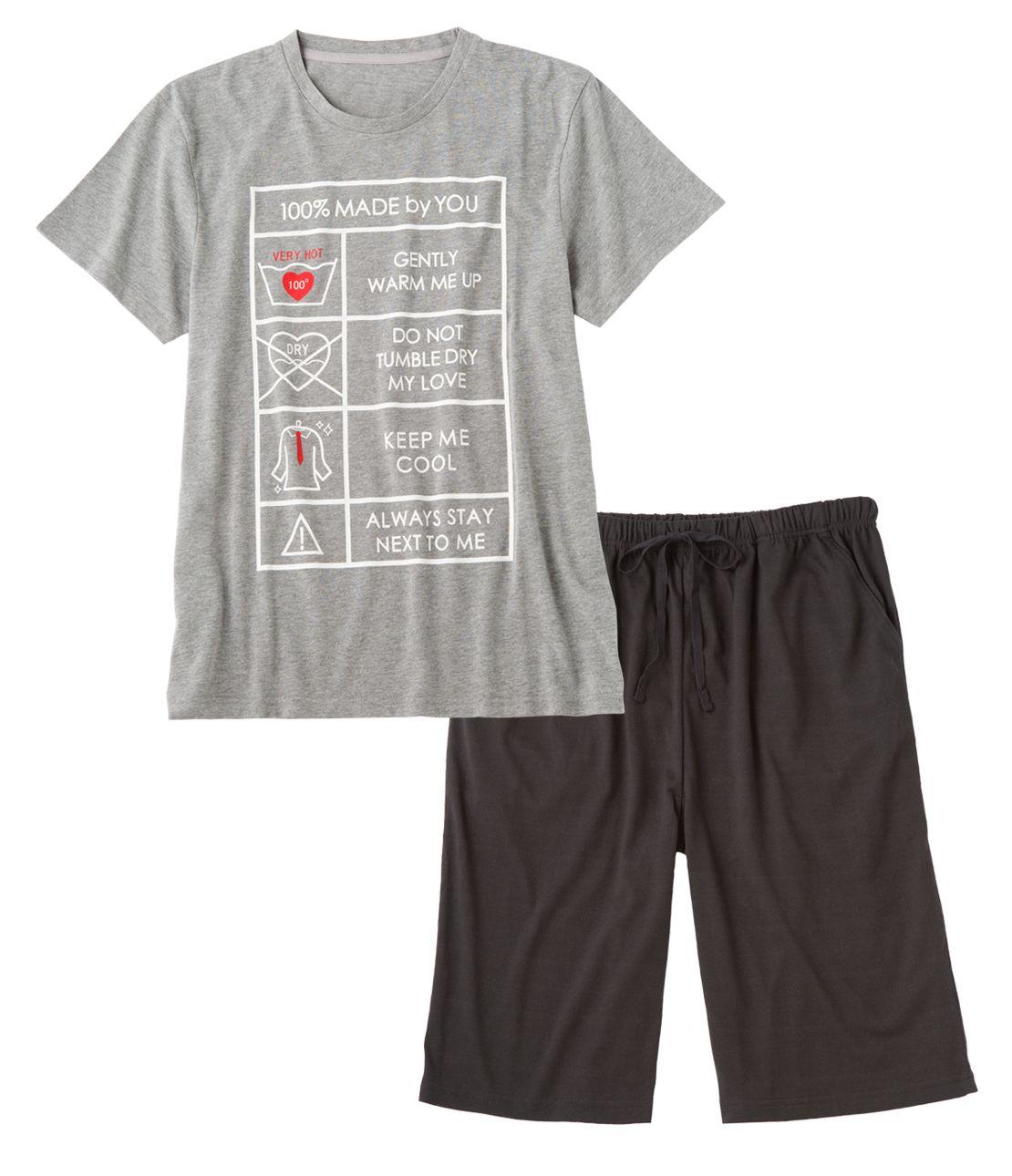 Men's Happy Lovers Torisetsu pajamas