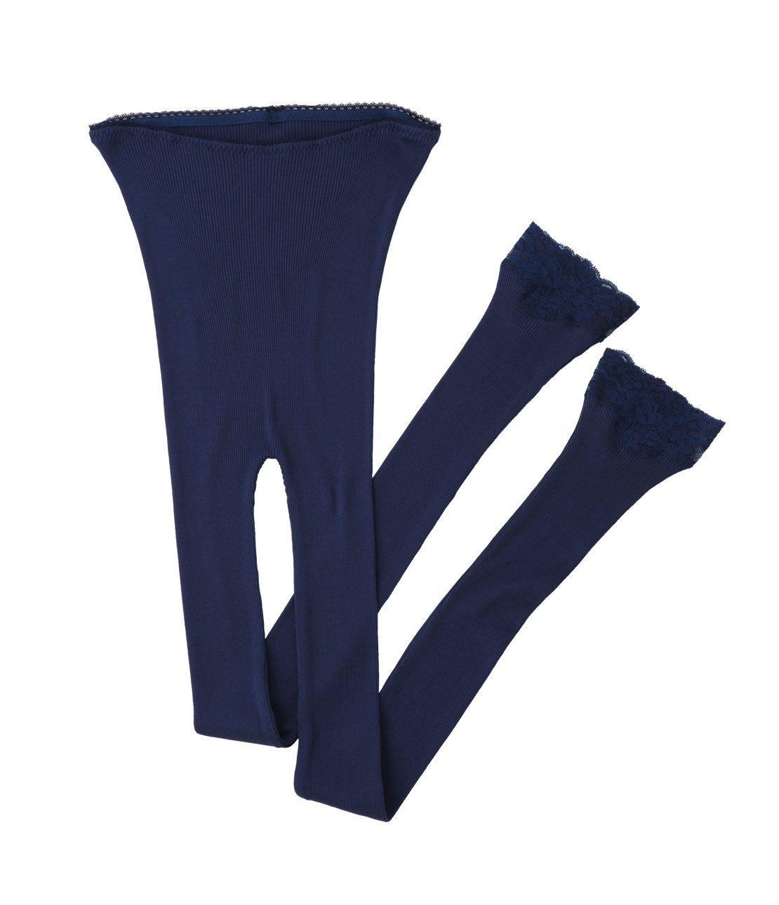 Silk Rayon Luxe leggings