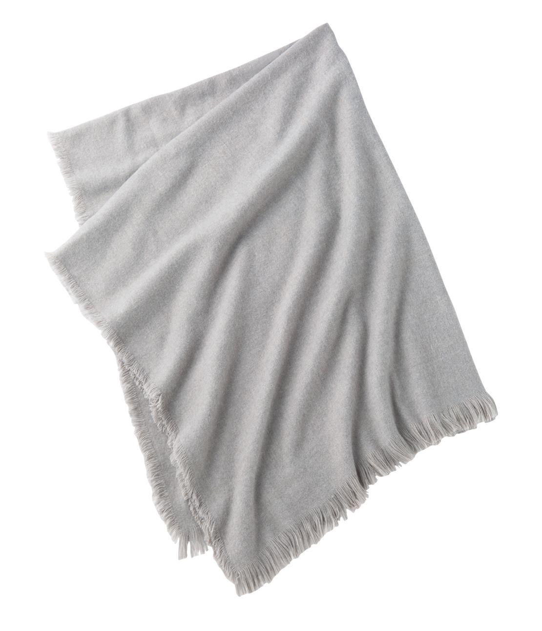 Catherine fringe scarf