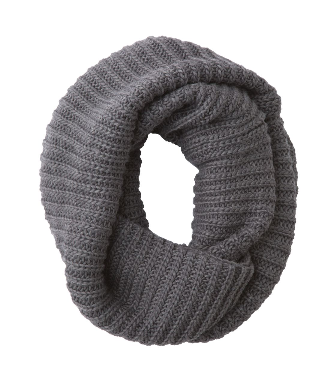 Mix knit snood