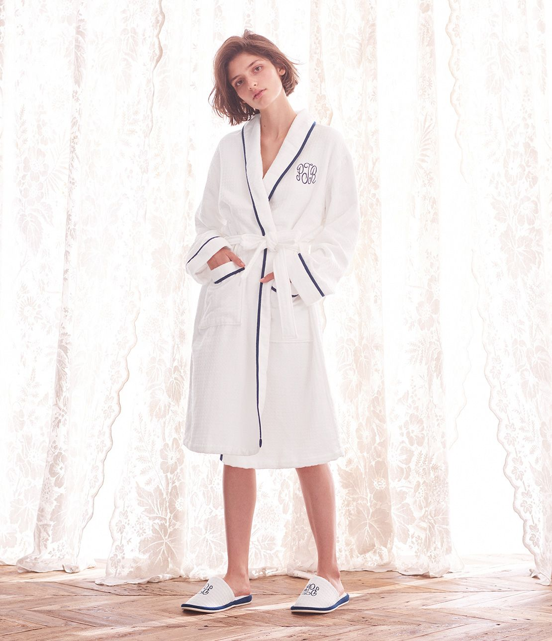 Embroidery Robe