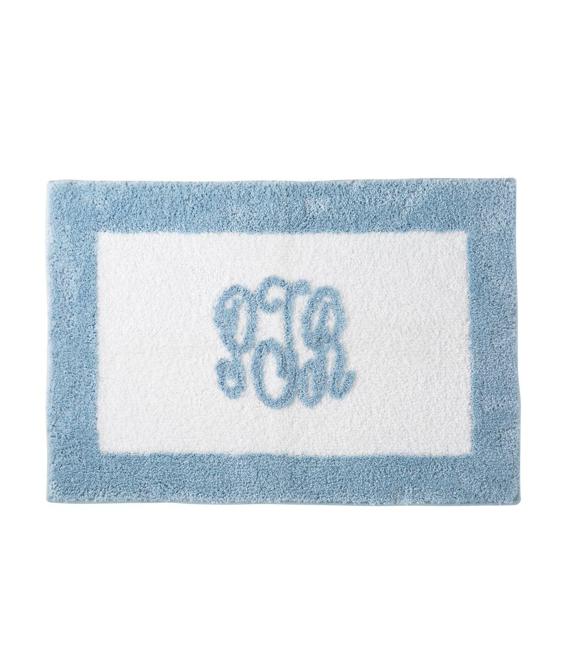 Hotel-like logo bath mat