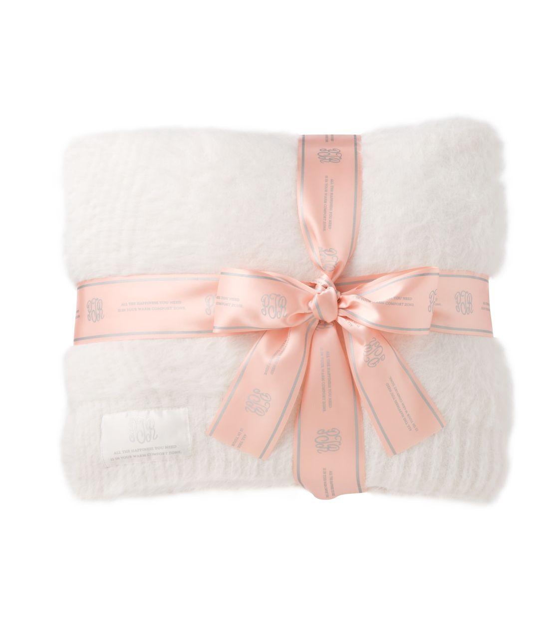 Cat yarn blanket