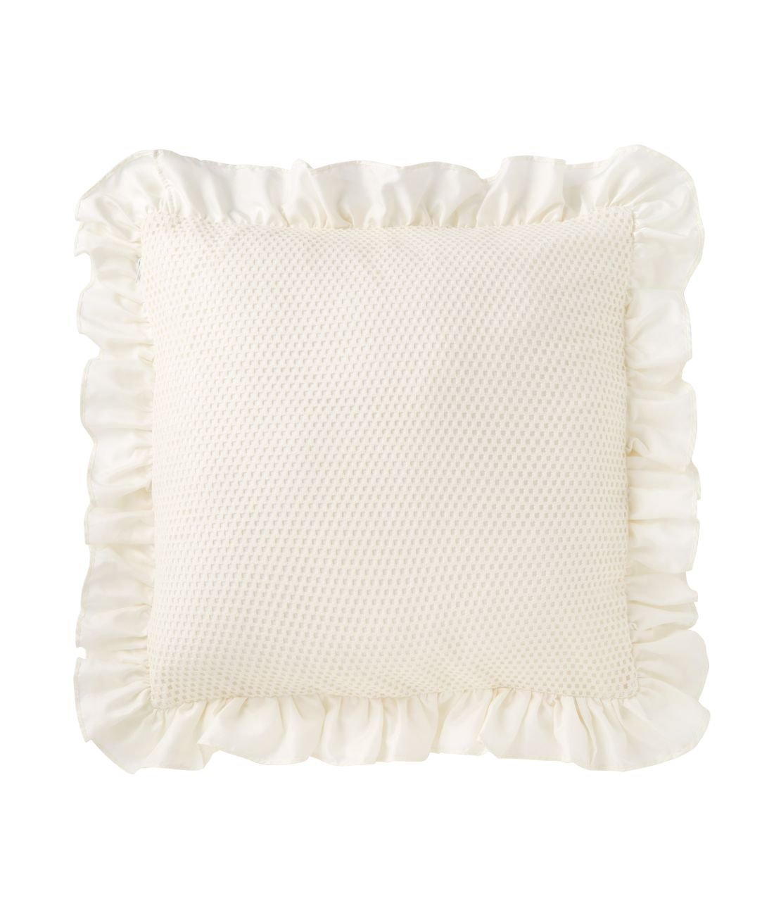 Simple Ruffle cushion cover
