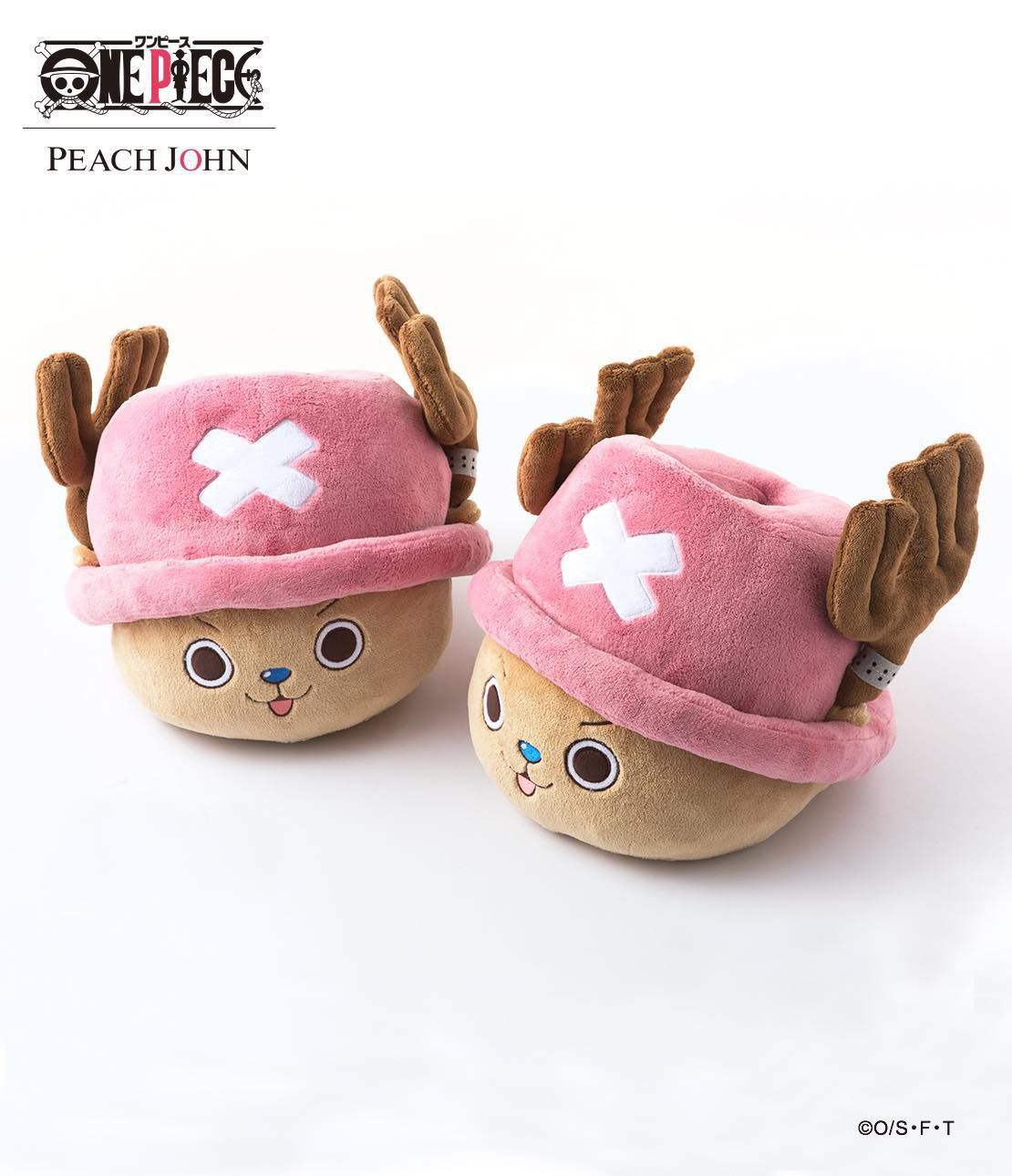 ONE PIECE CHOPPER Room Shoes