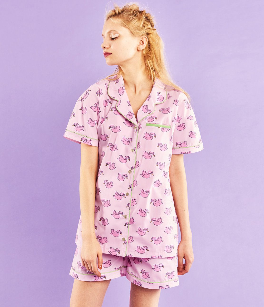 YM shirt pajamas