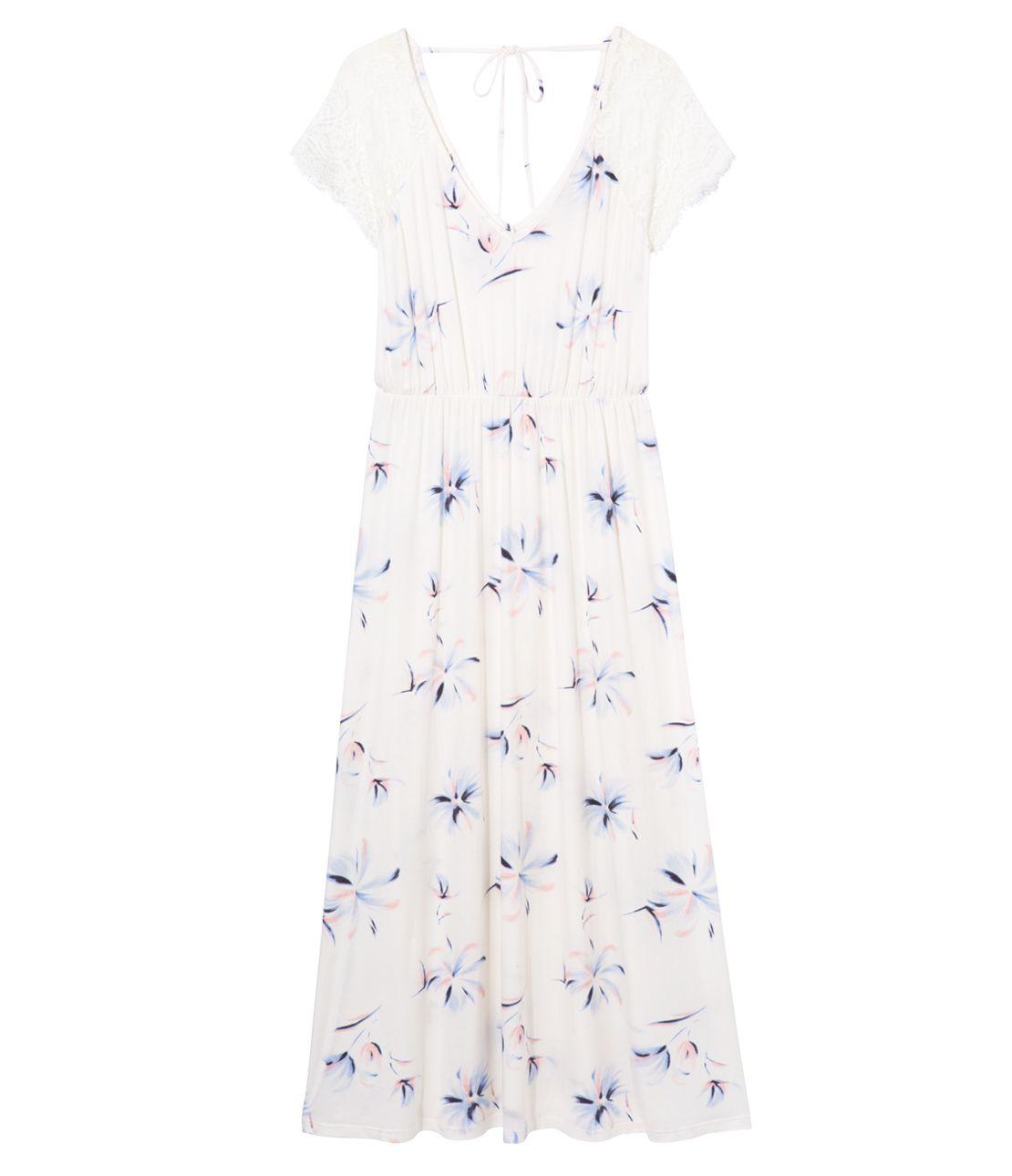 Micro Modal (R) long dress