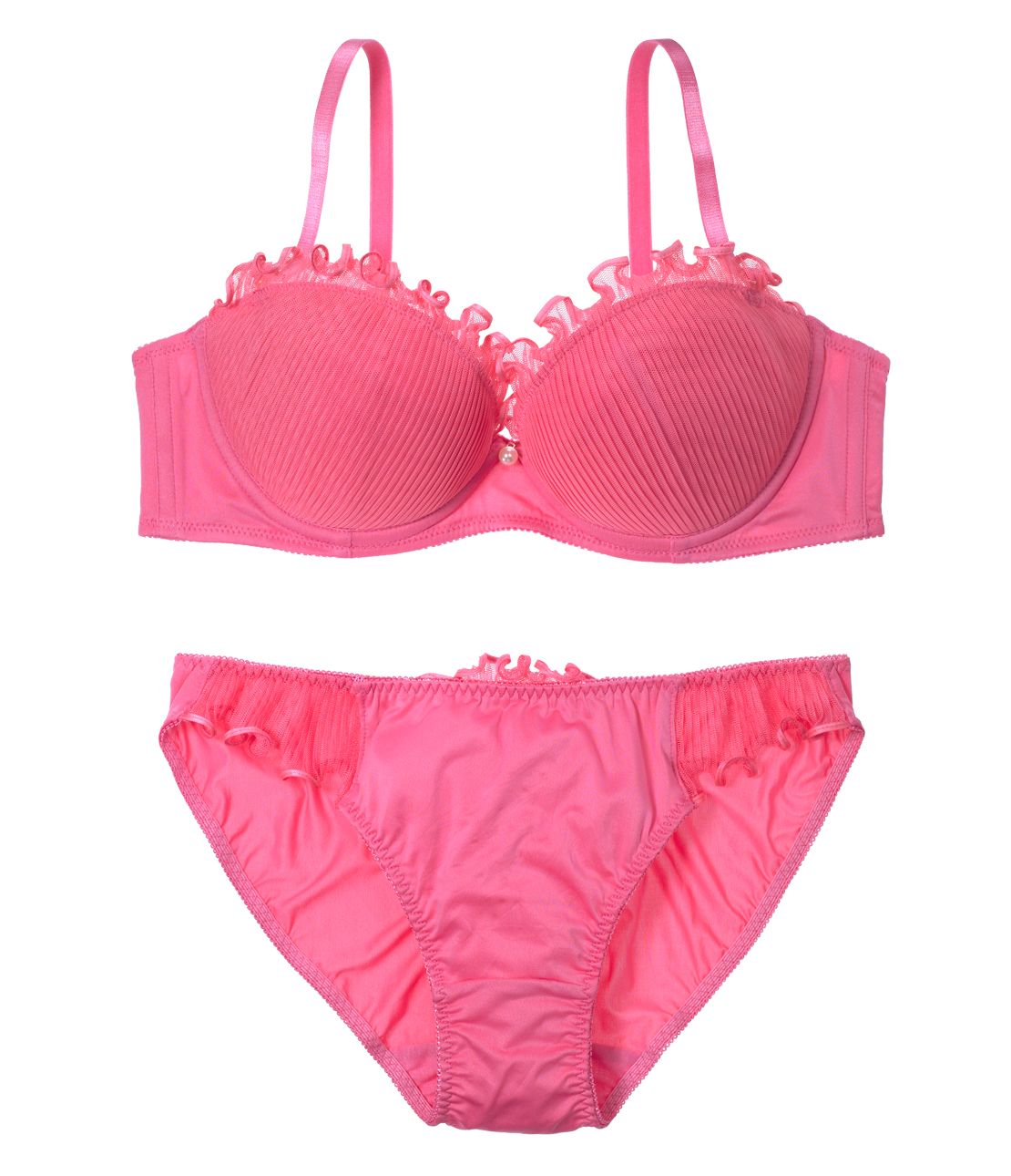 YM Phoebe Strapless set