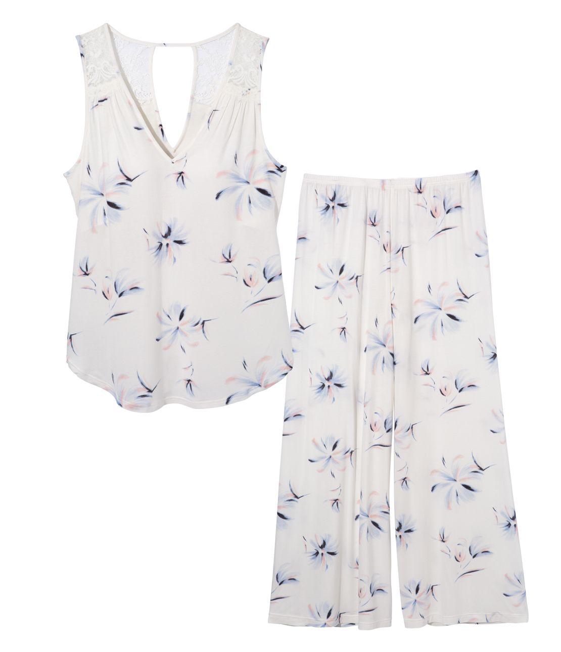 Micro Modal (R) Pas dead tank pajamas