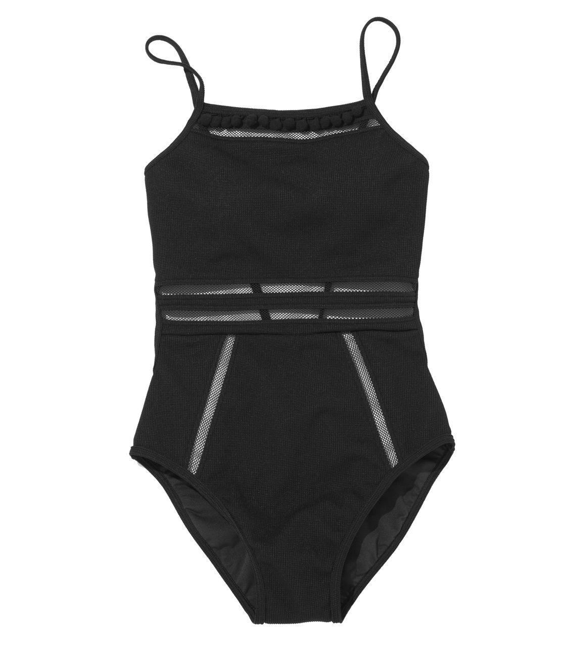 2WAY mesh swimwear