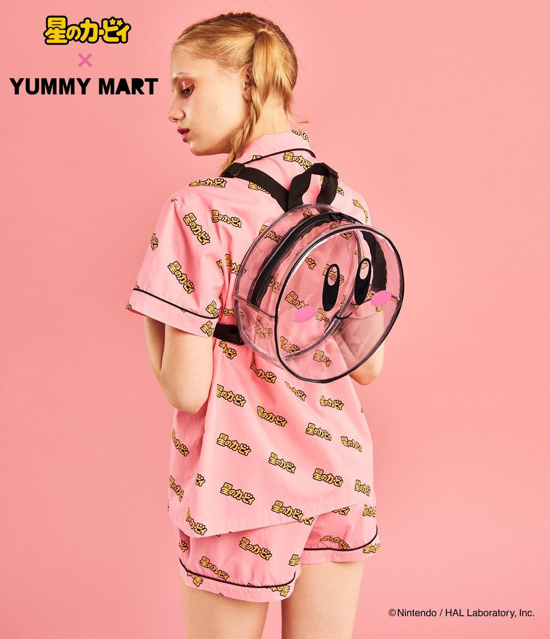 YM Kirby Backpack kirby