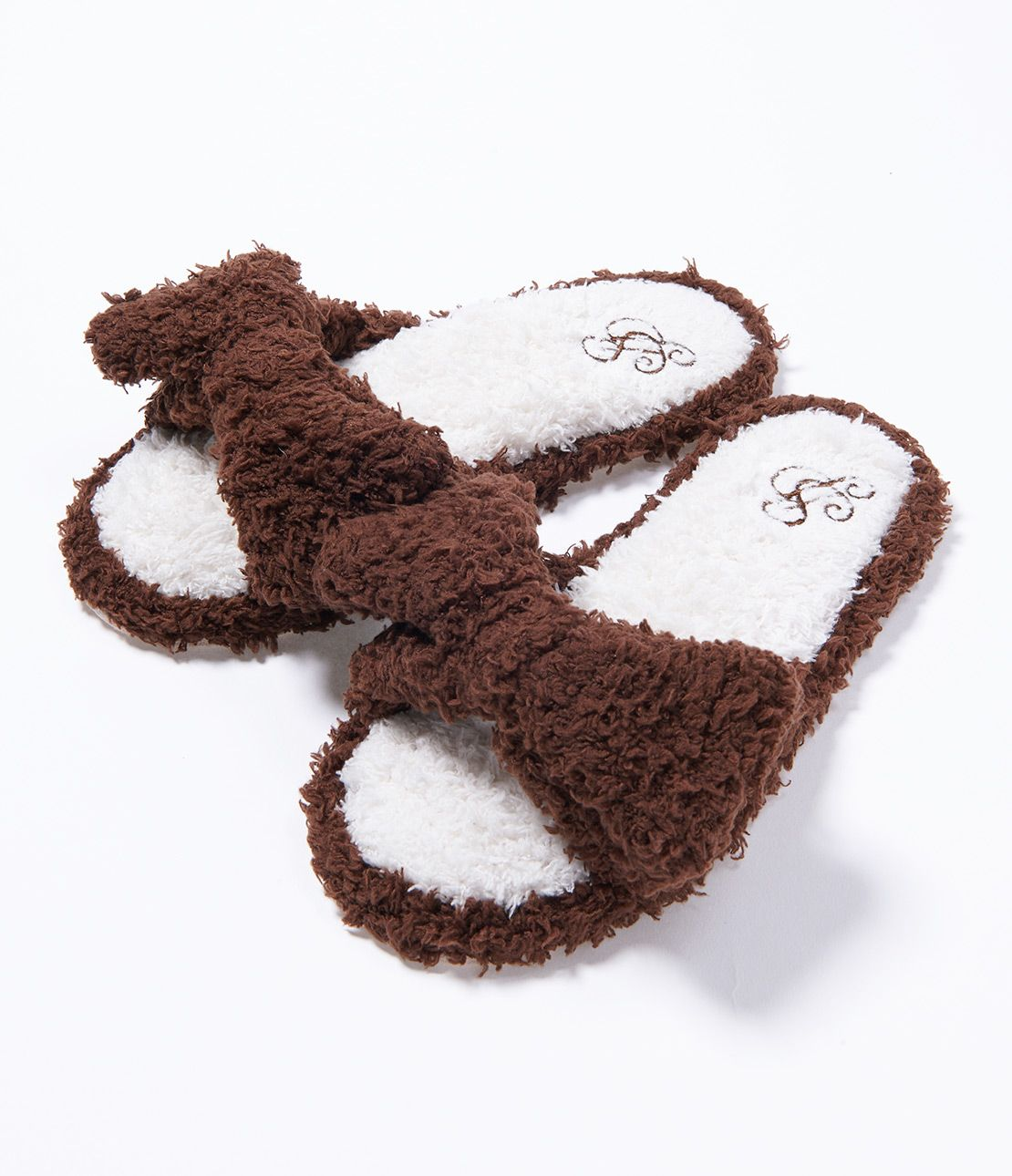 Soft whip Lee slippers