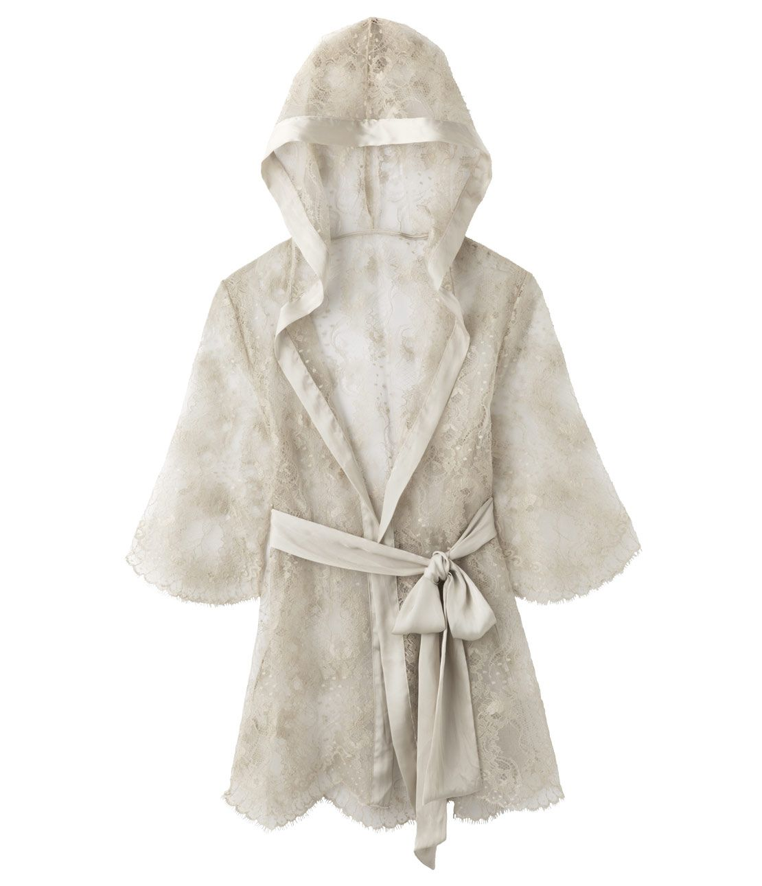 Luxe rate Consequences hoody robe