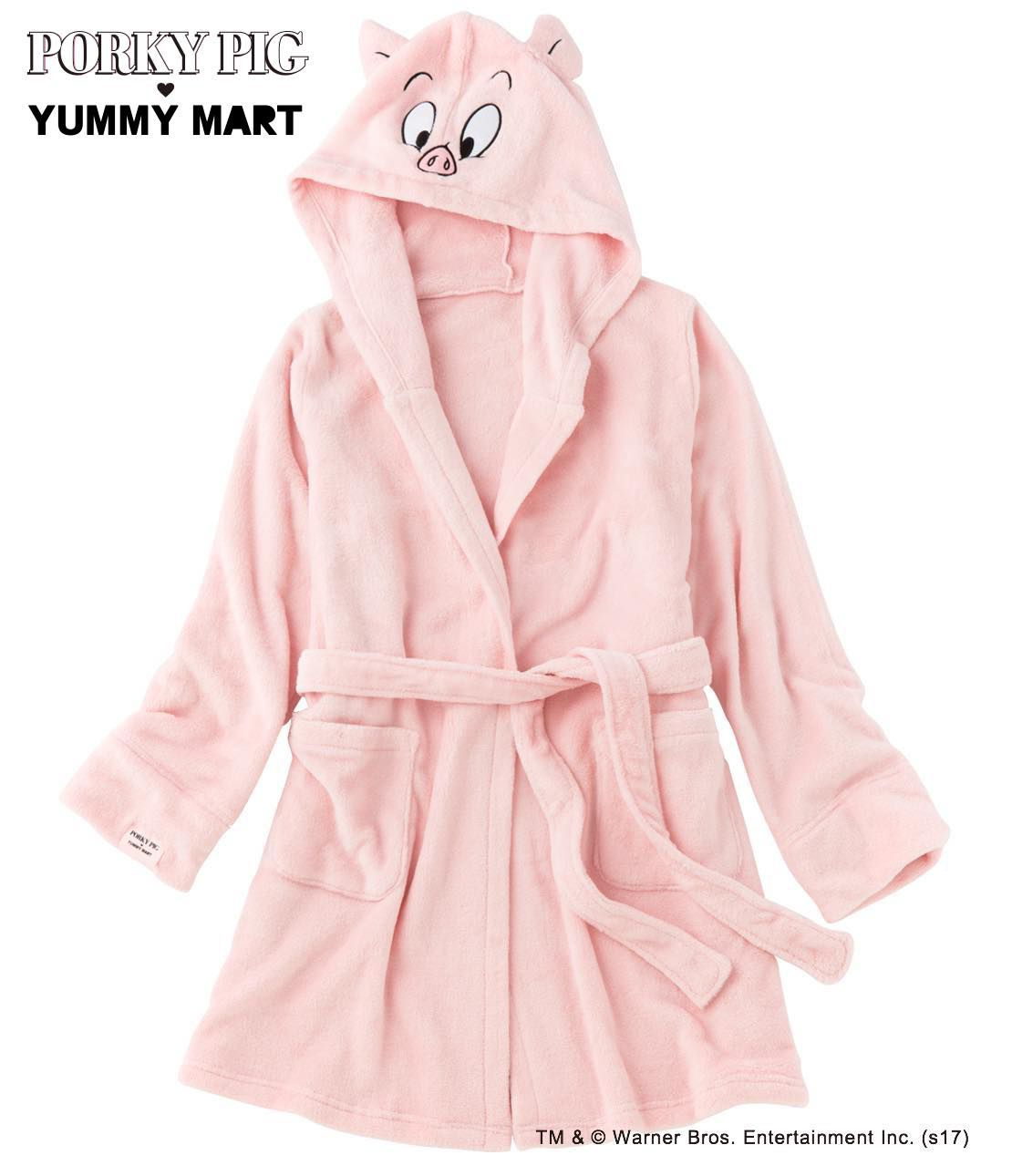 YM Porky Pig Robe