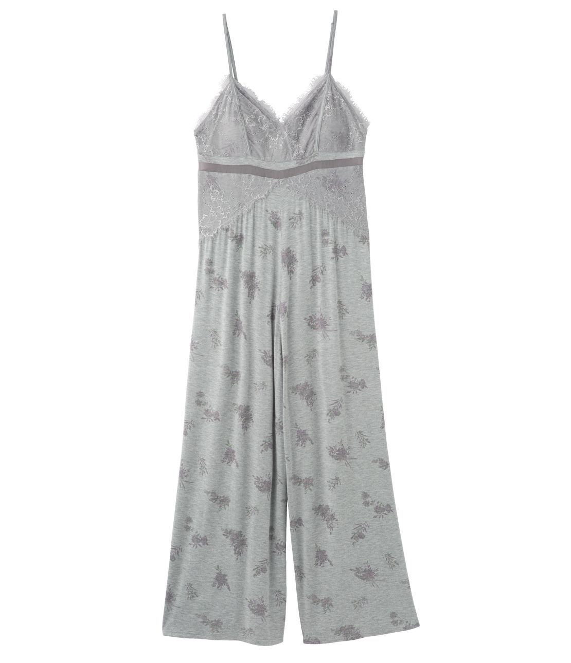 Soft rayon path debt cami all-in-one