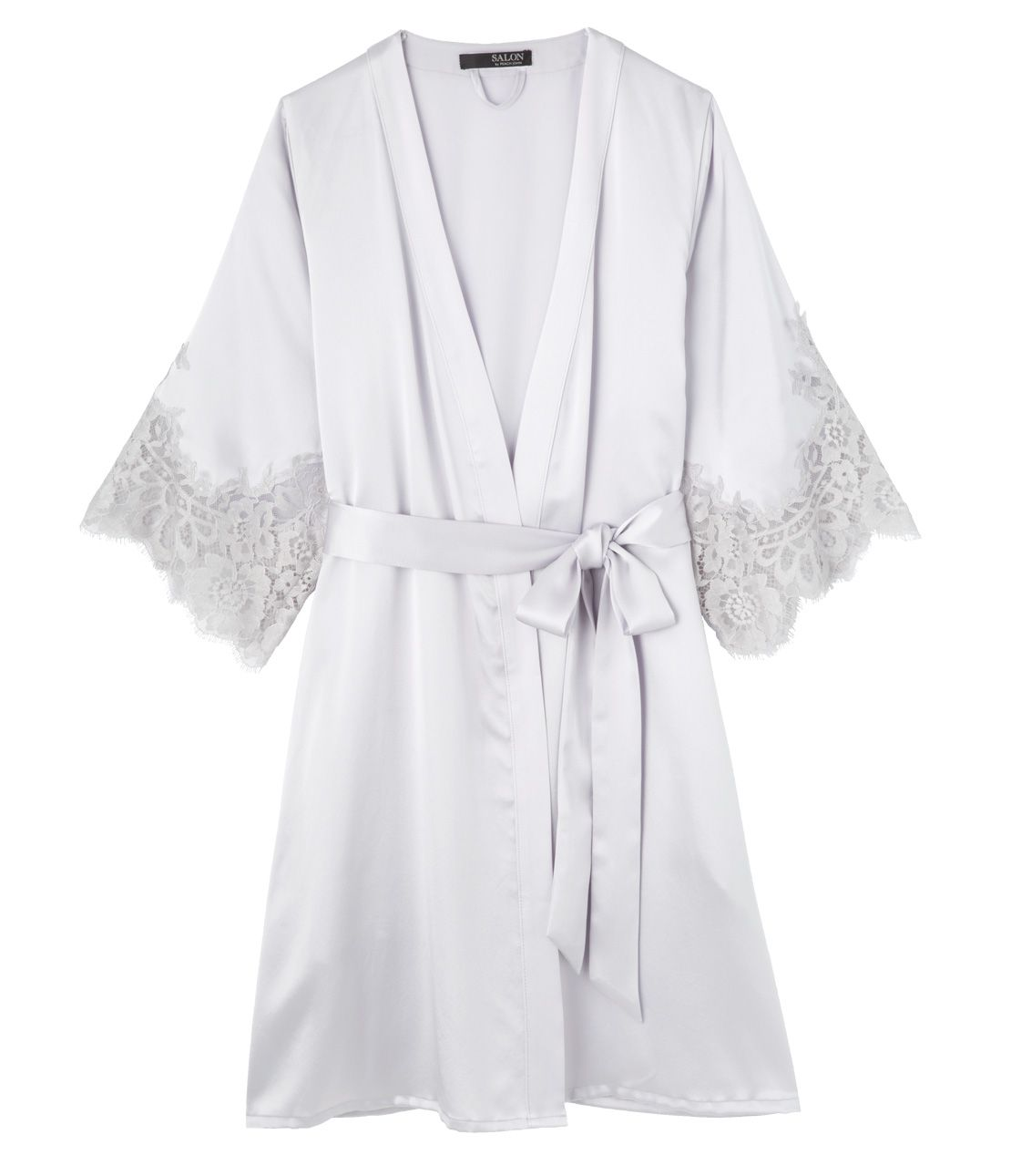Silk satin rate Consequences robe