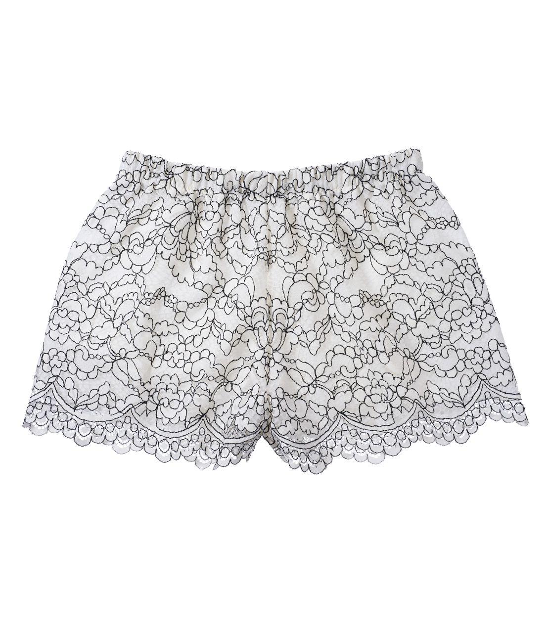 Furla over Jeu shorts