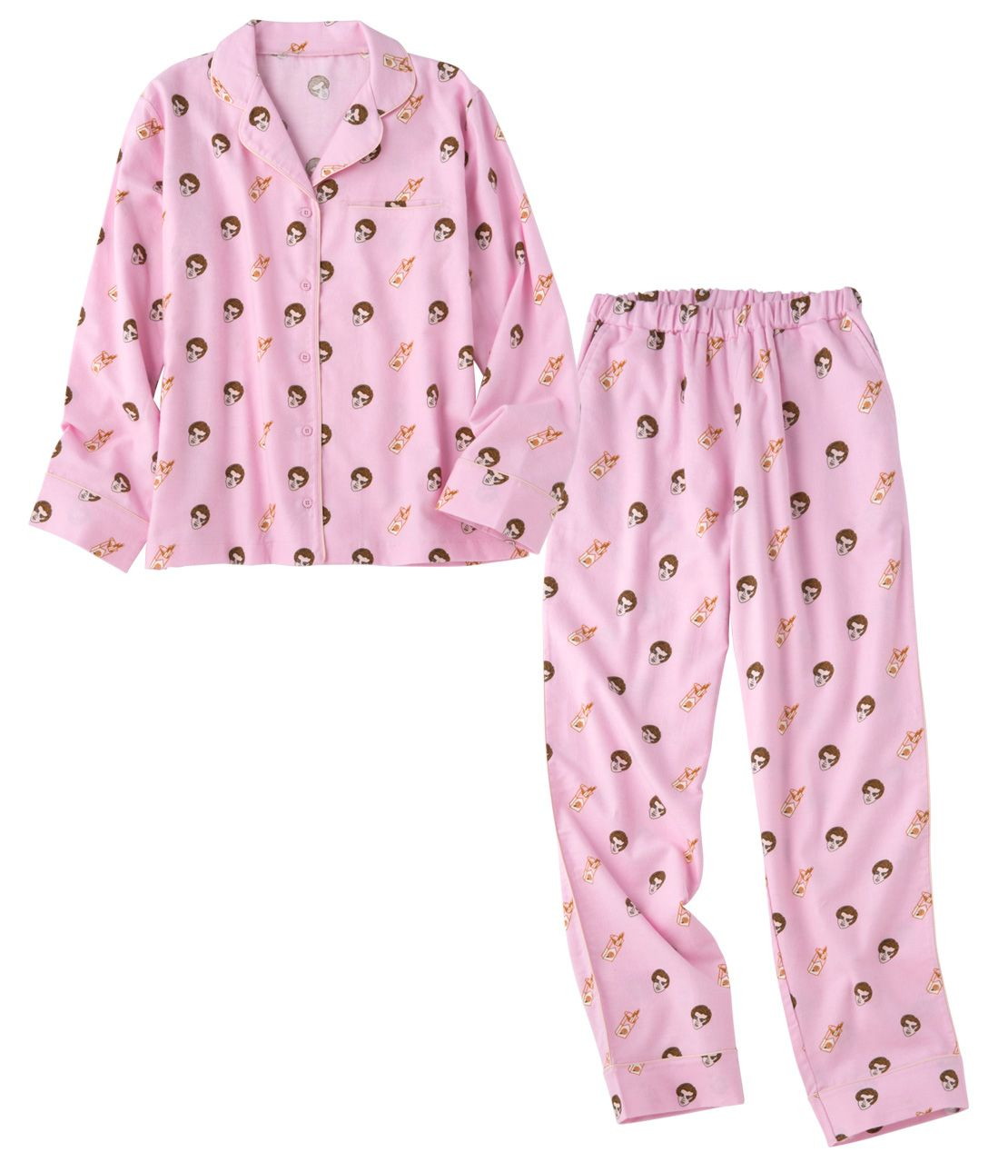 YM flannel pajamas