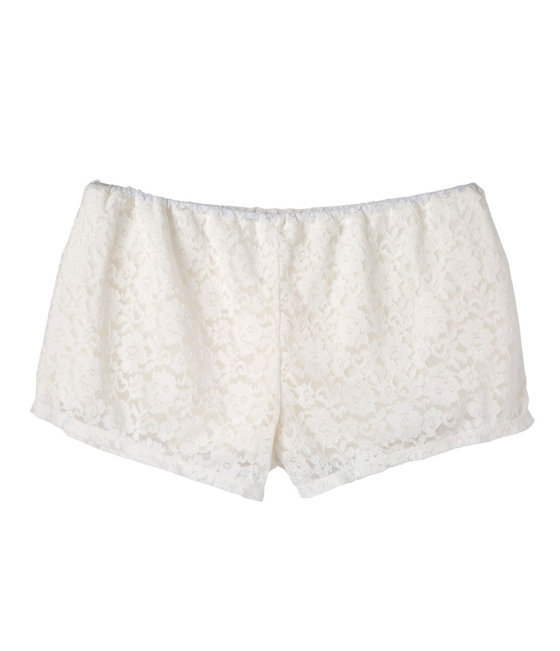Ms. Pikki Lady lace high-waisted pants