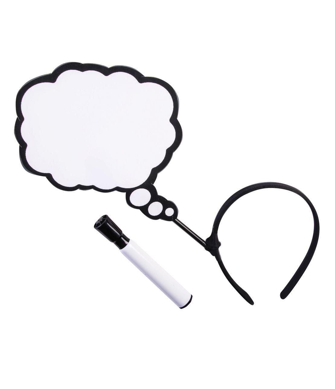 Bubble board Headband