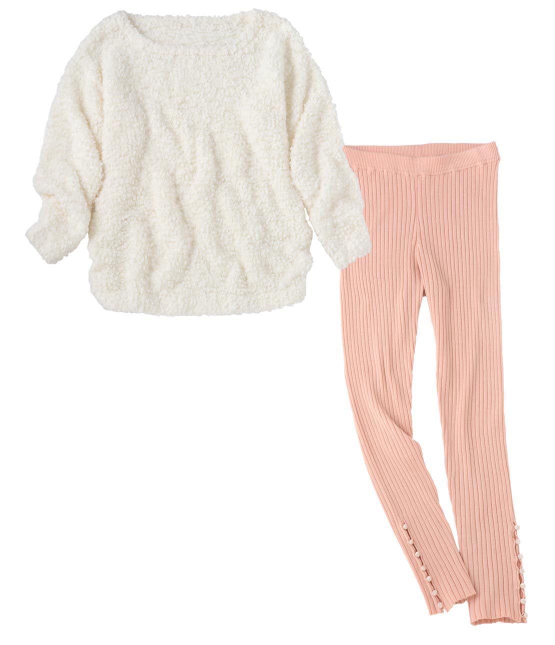 Whip Lee tunic pajamas