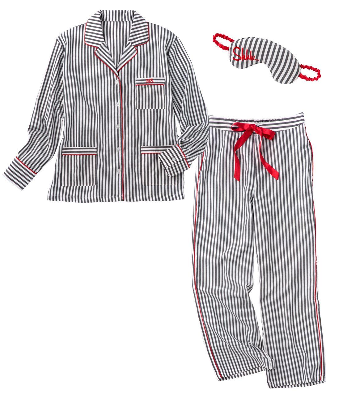 Shirt pajamas set