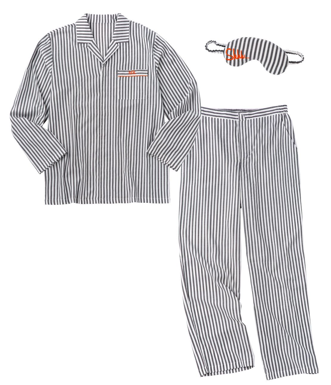 Men's shirt pajamas set